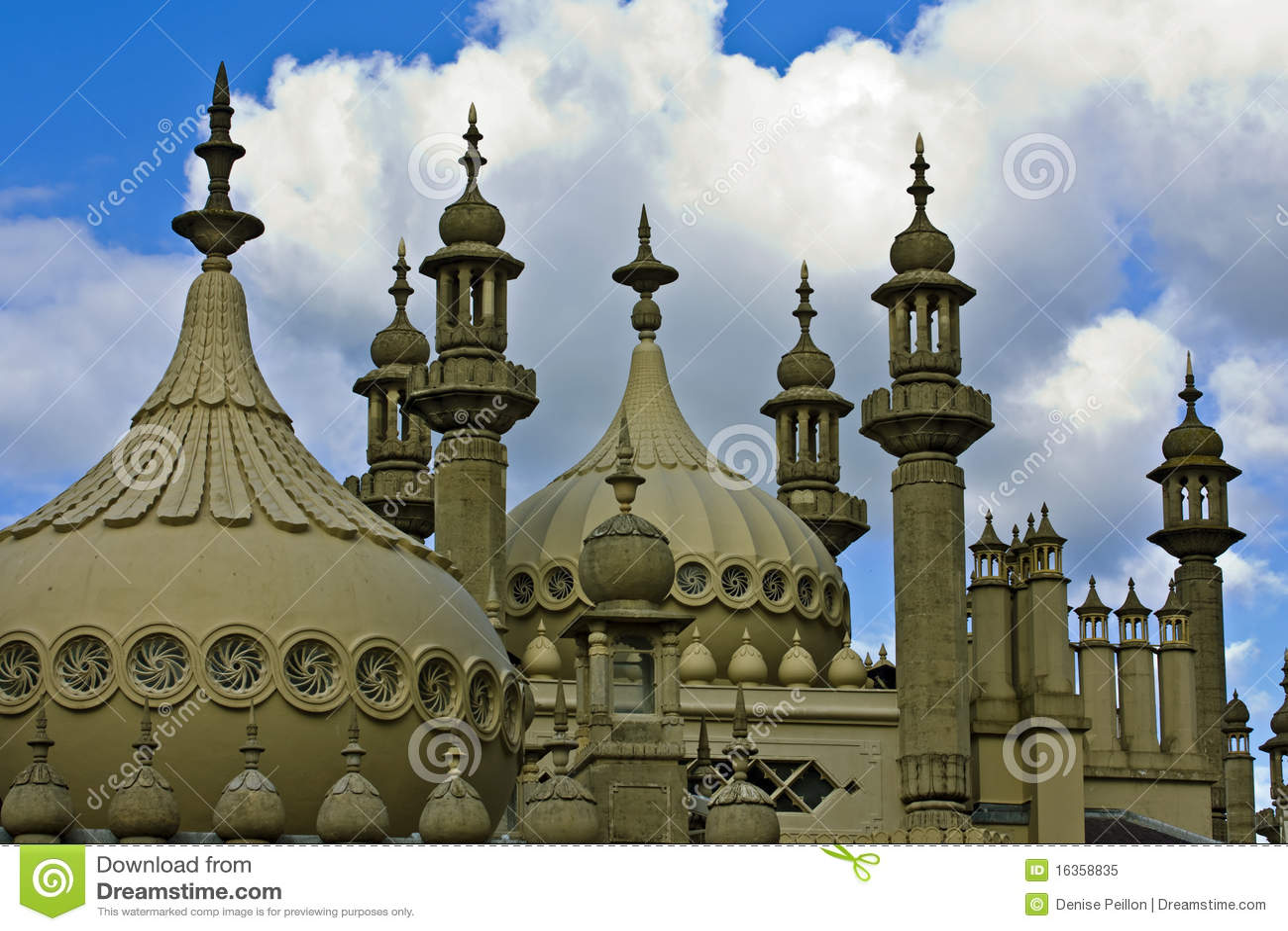 Minarets de Brighton
