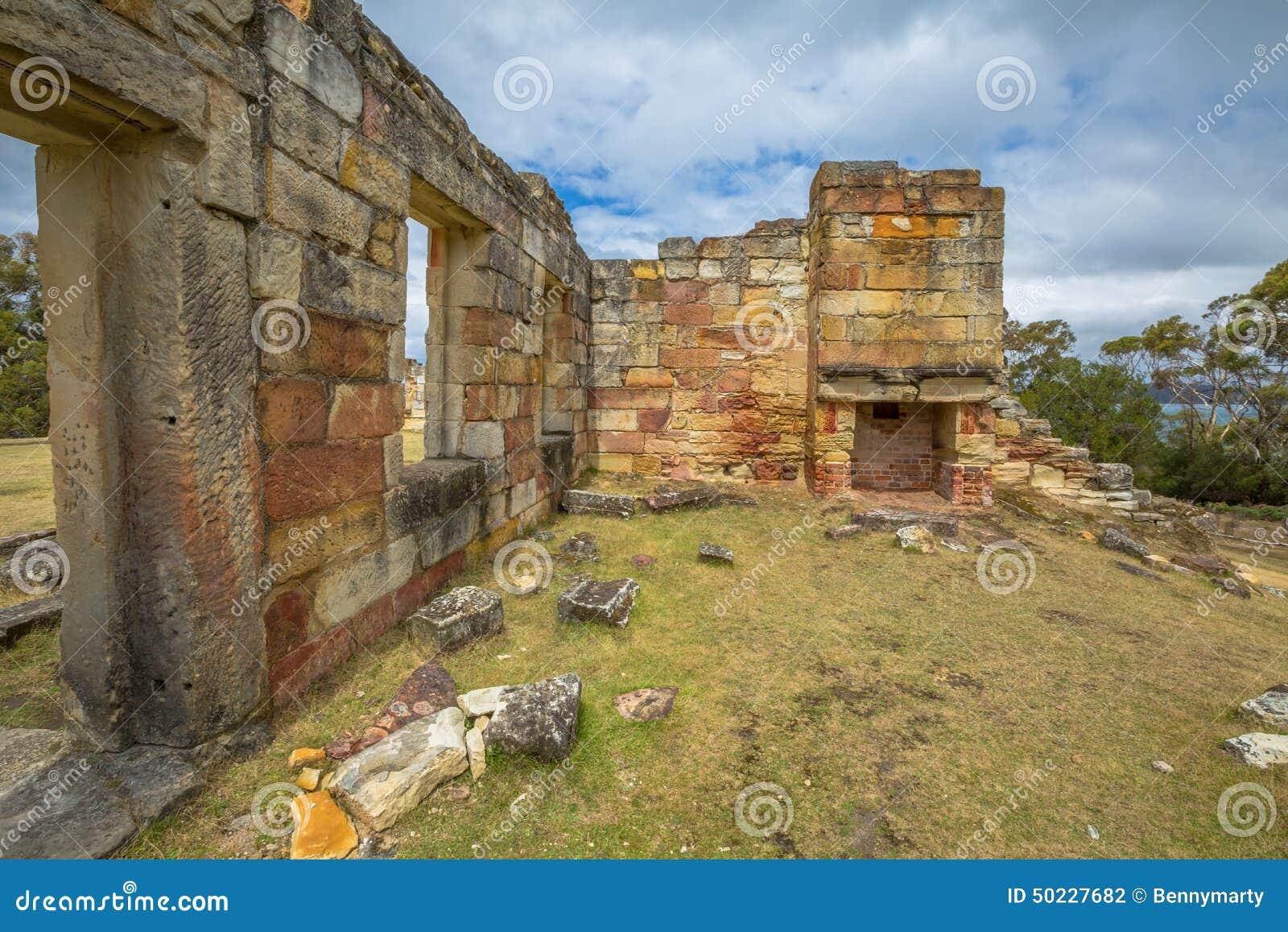 Minas de carbón sitio histórico, Tasmania