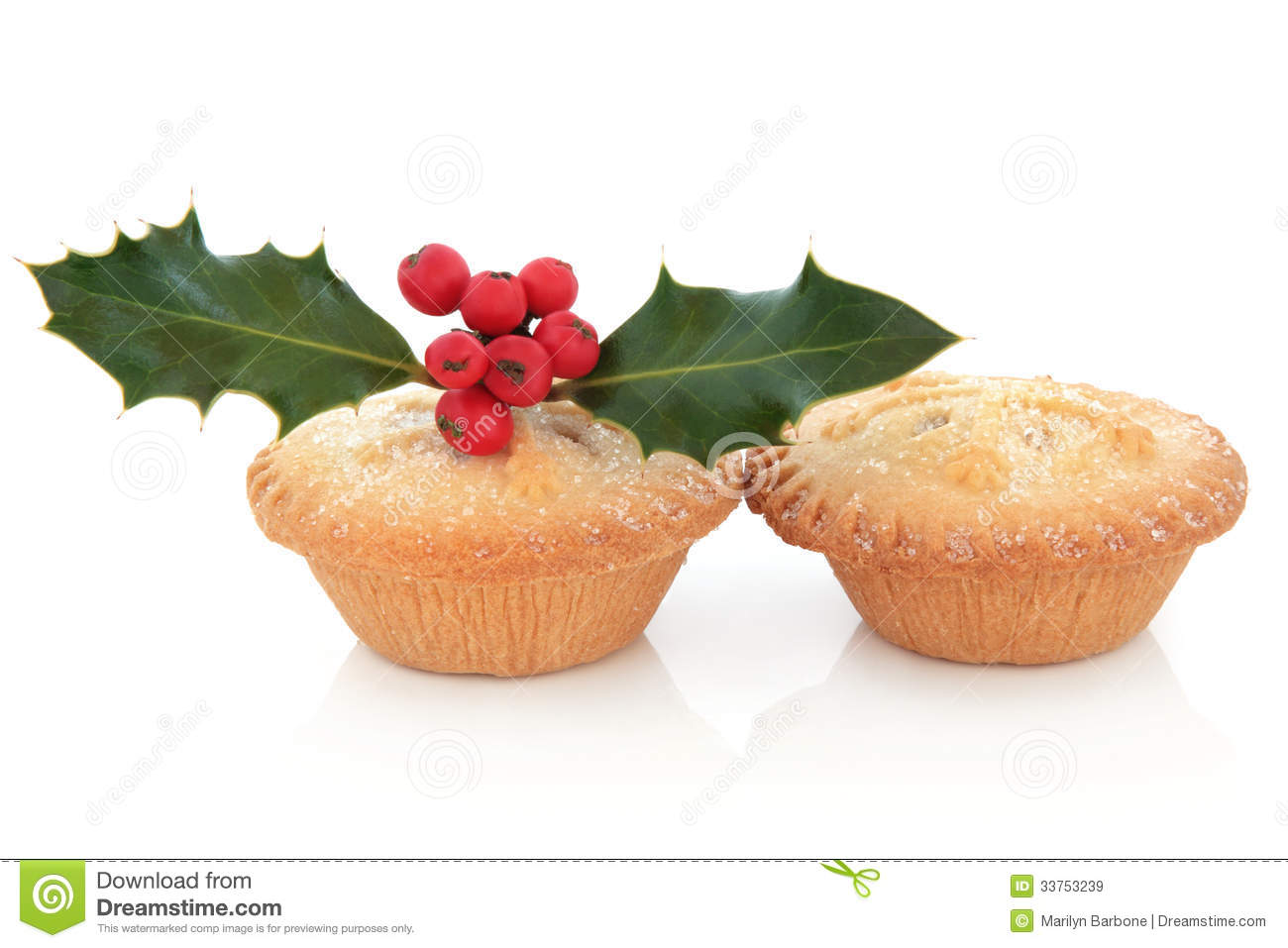 Homemade Cakes And Pies Background