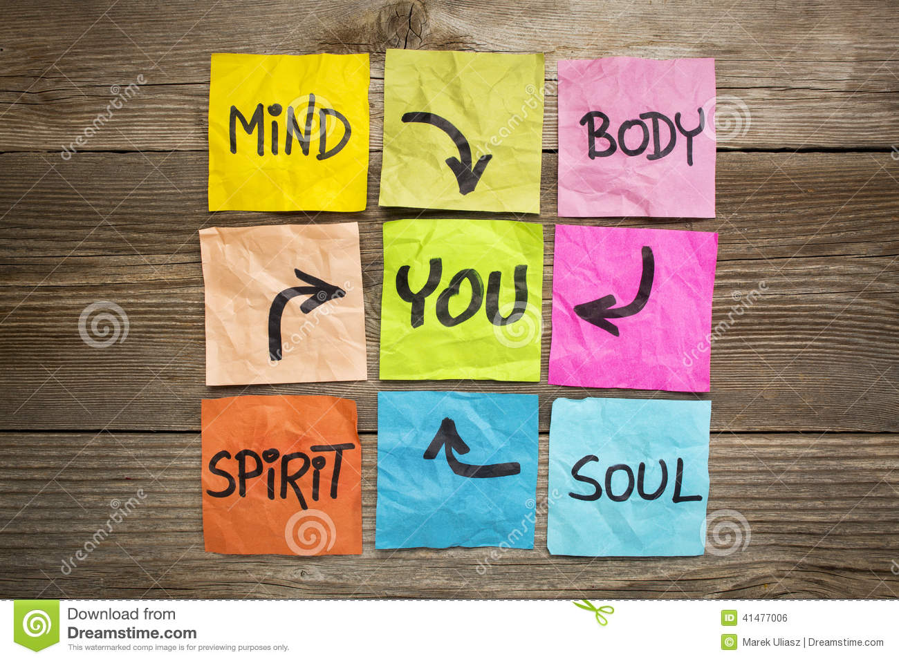 Yoga for mind body and soul