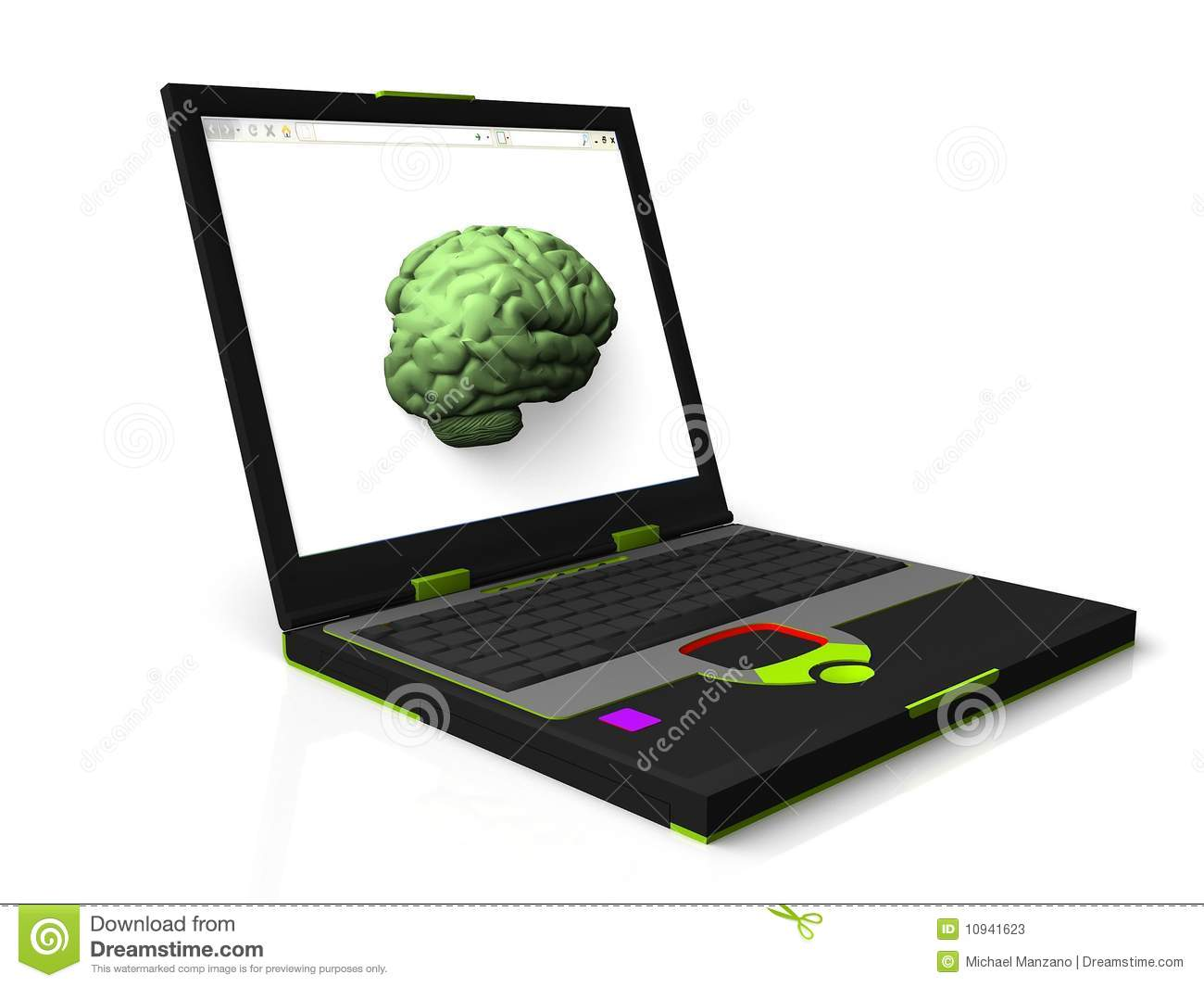 Mind of a computer
