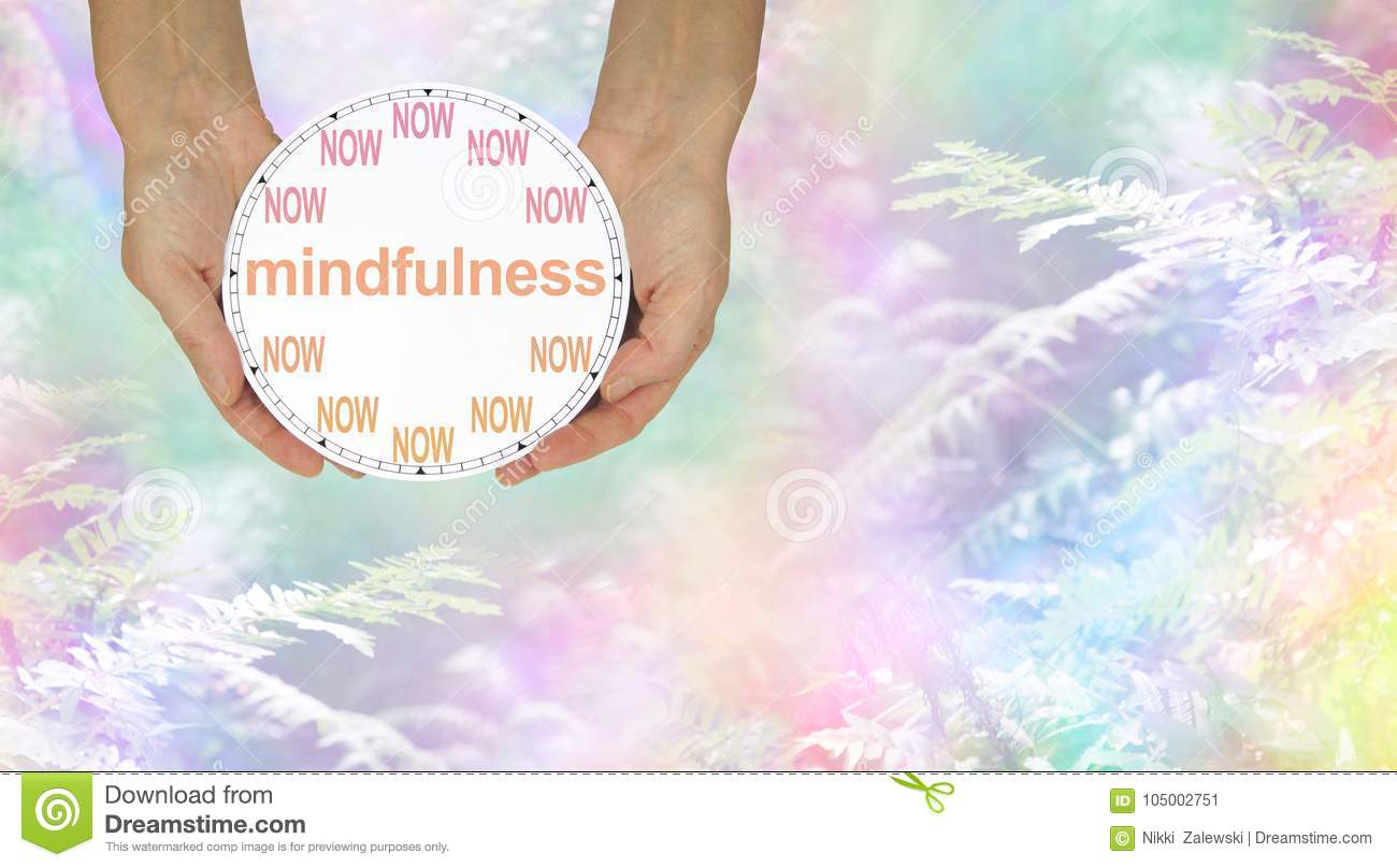 Mindfulness - doe het NOW