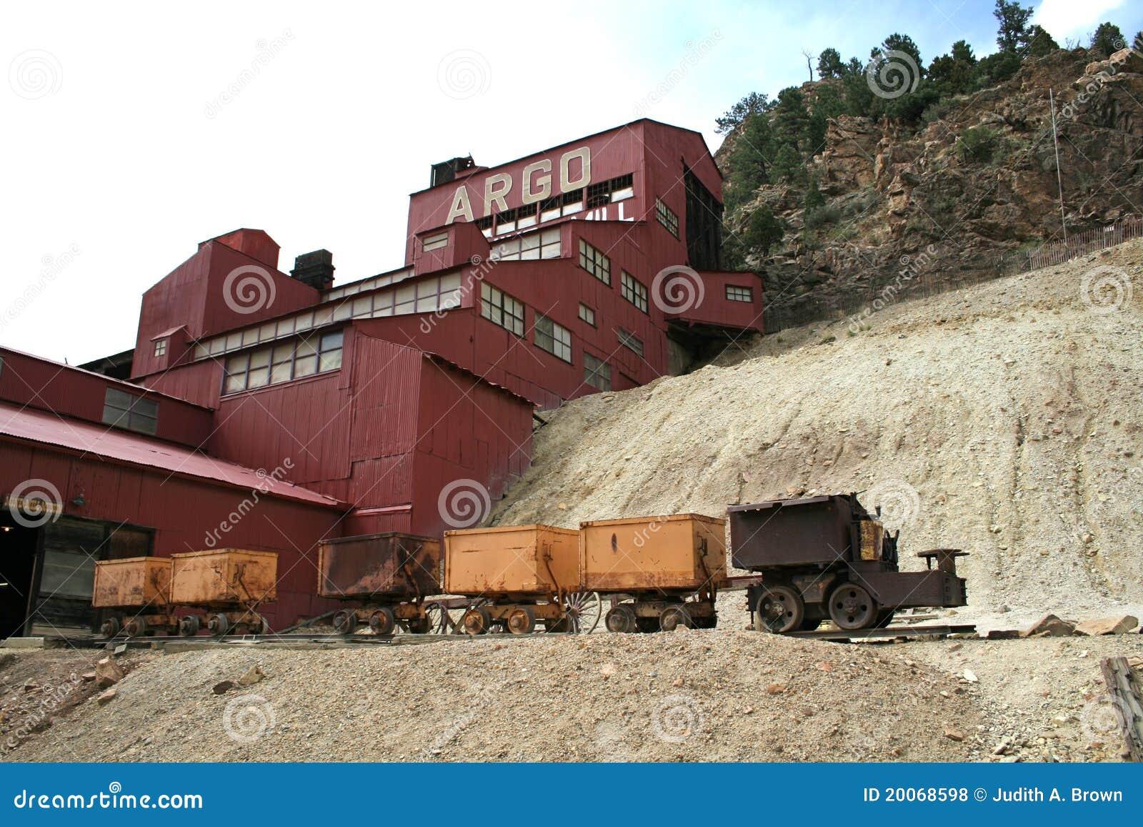 Mine d or d Argo