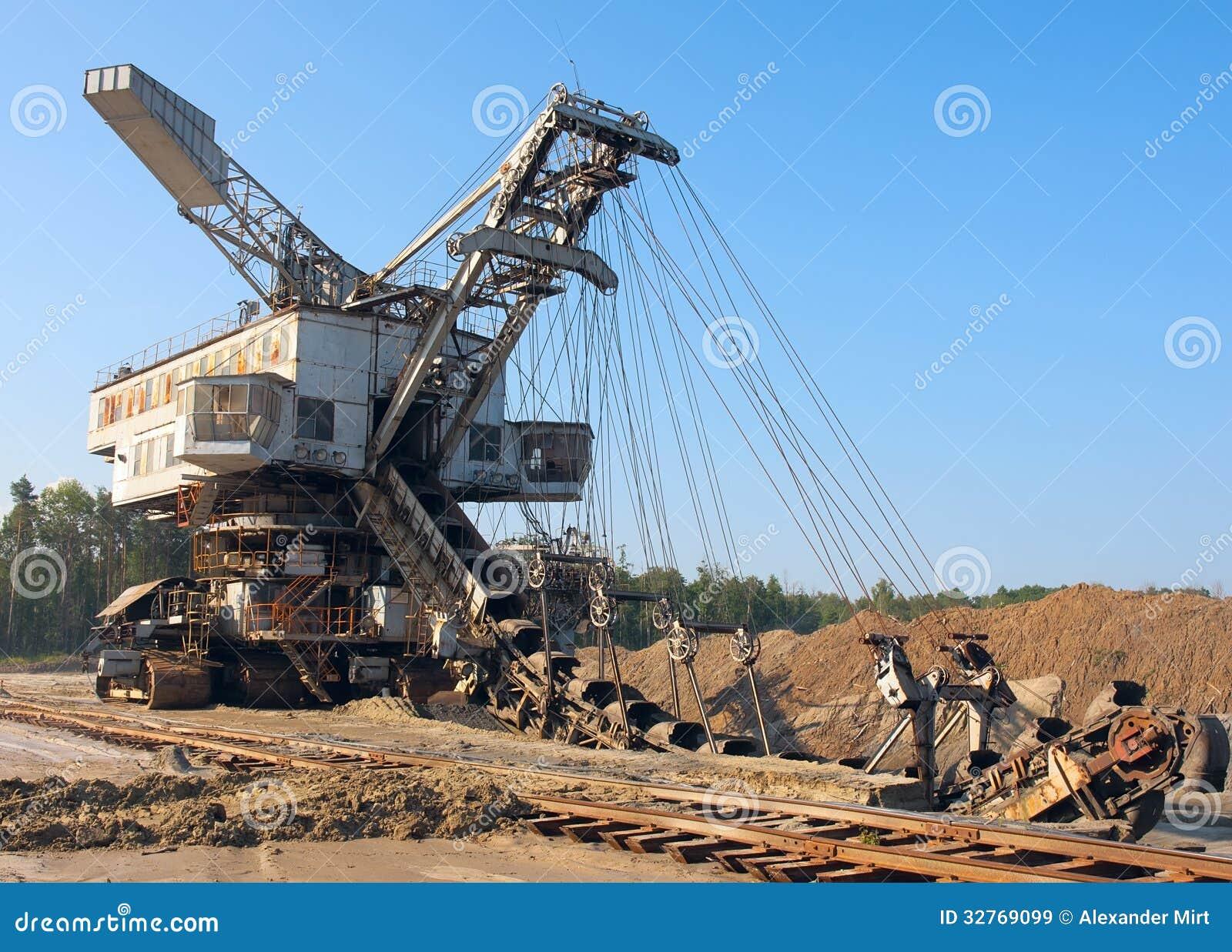 mine machine