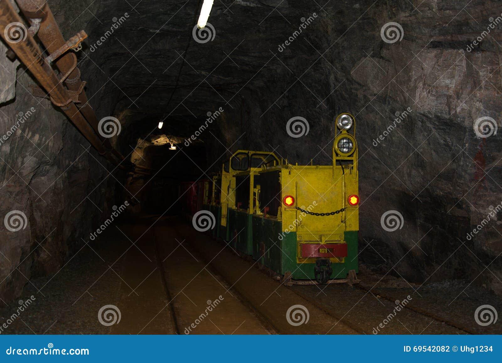 German below ground