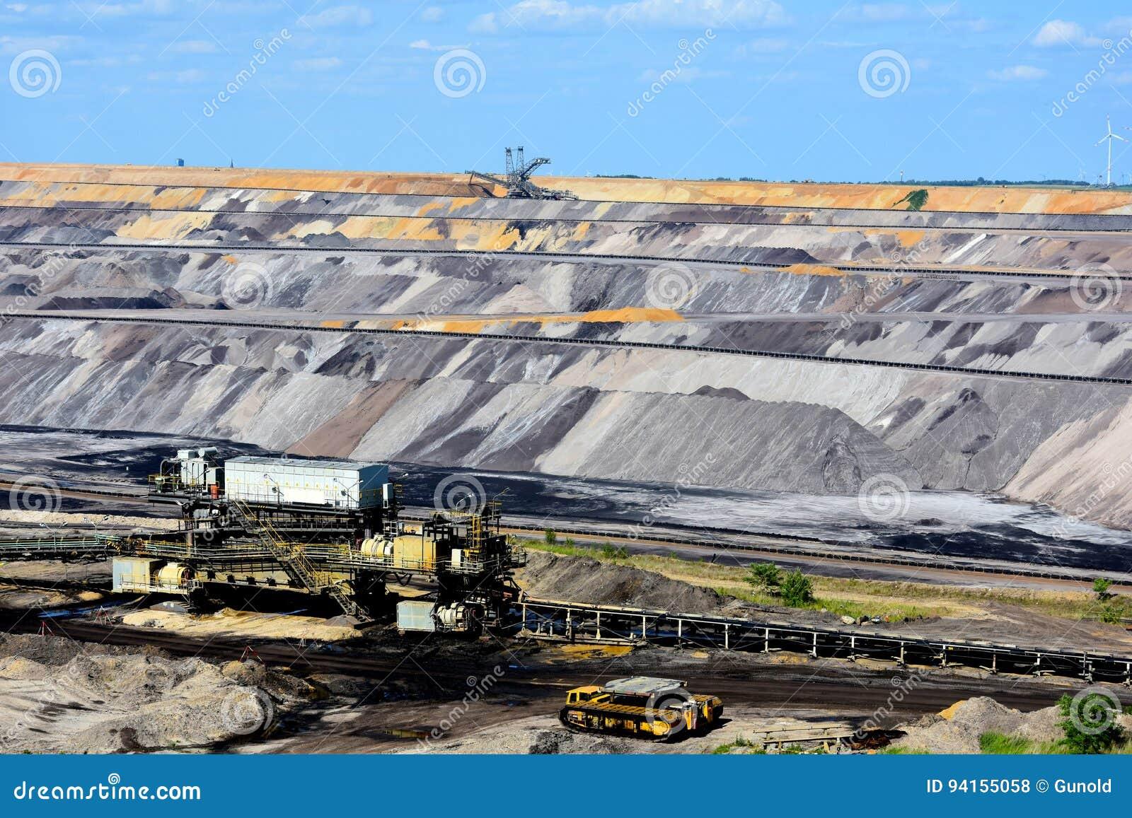 Mineração Opencast
