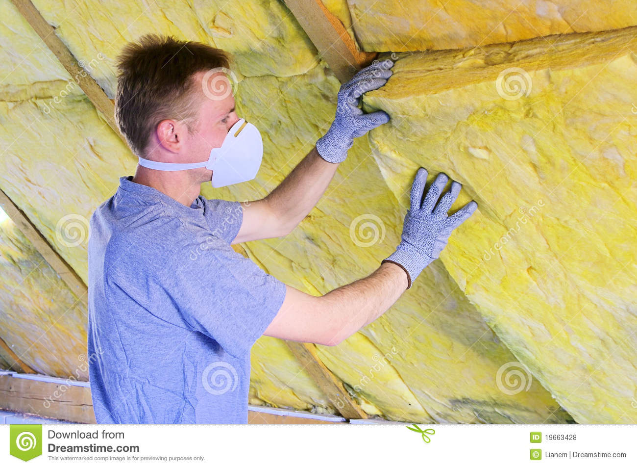 Mineral rock wool royalty free stock photos image 19663428 for Rocks all insulation