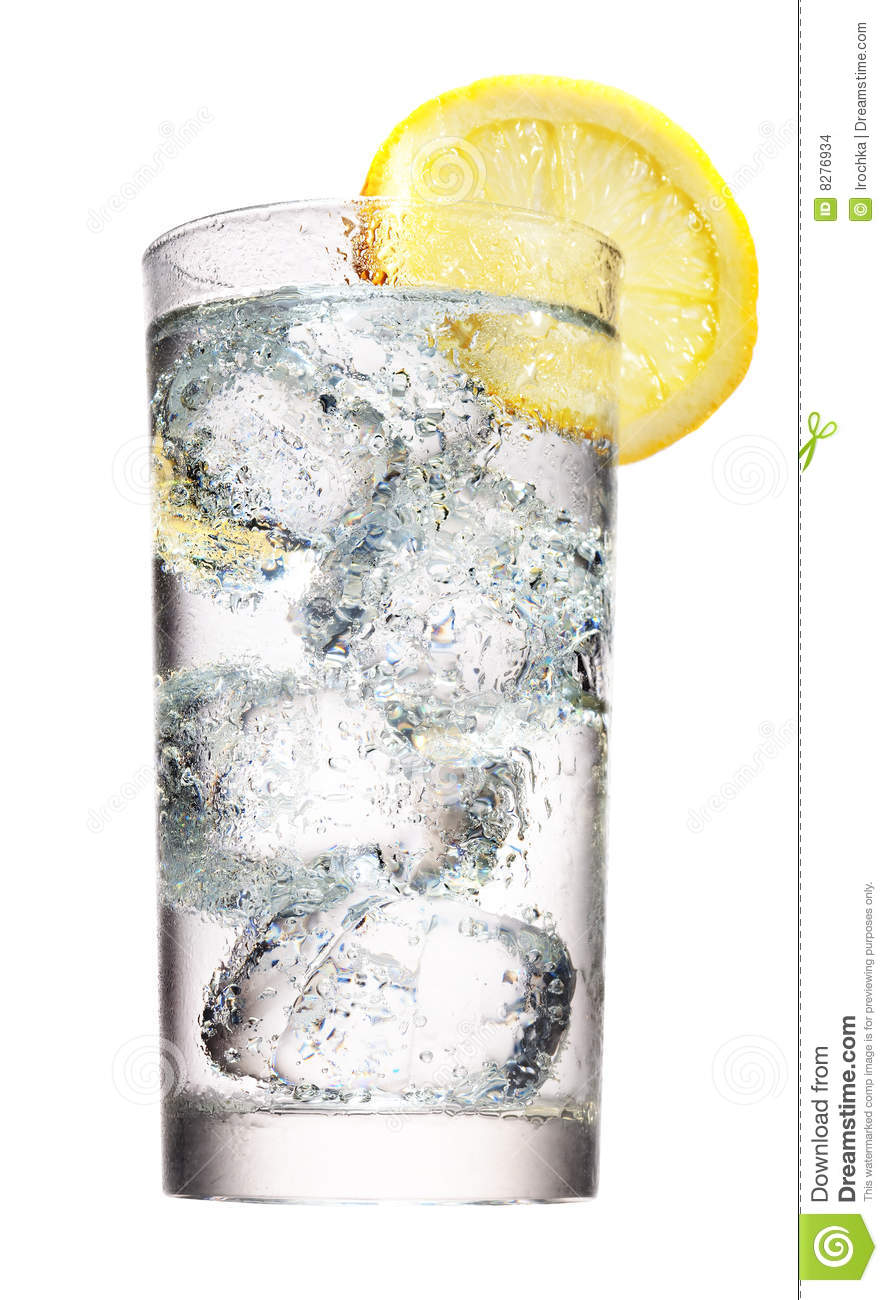 More similar stock images of ` Mineral water with ice and lemon `