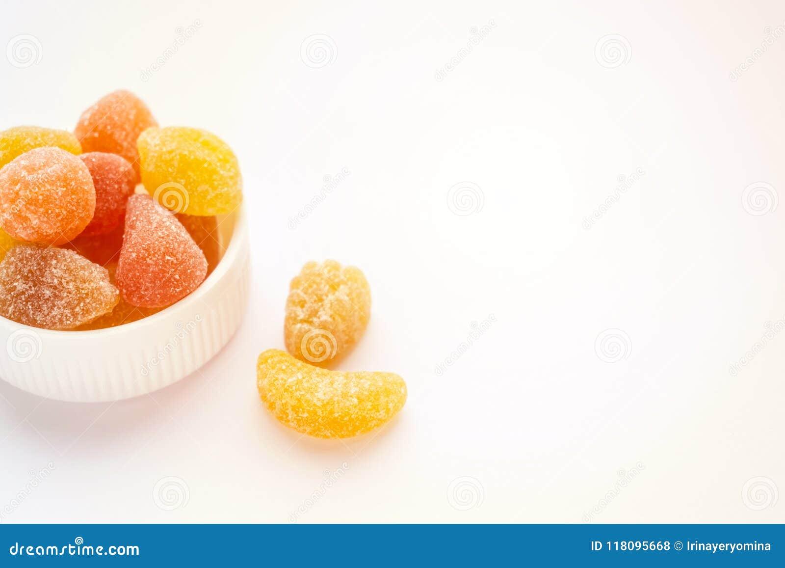 Minerale per i bambini, frutta colorata Gummies della Multi-vitamina Vitamine