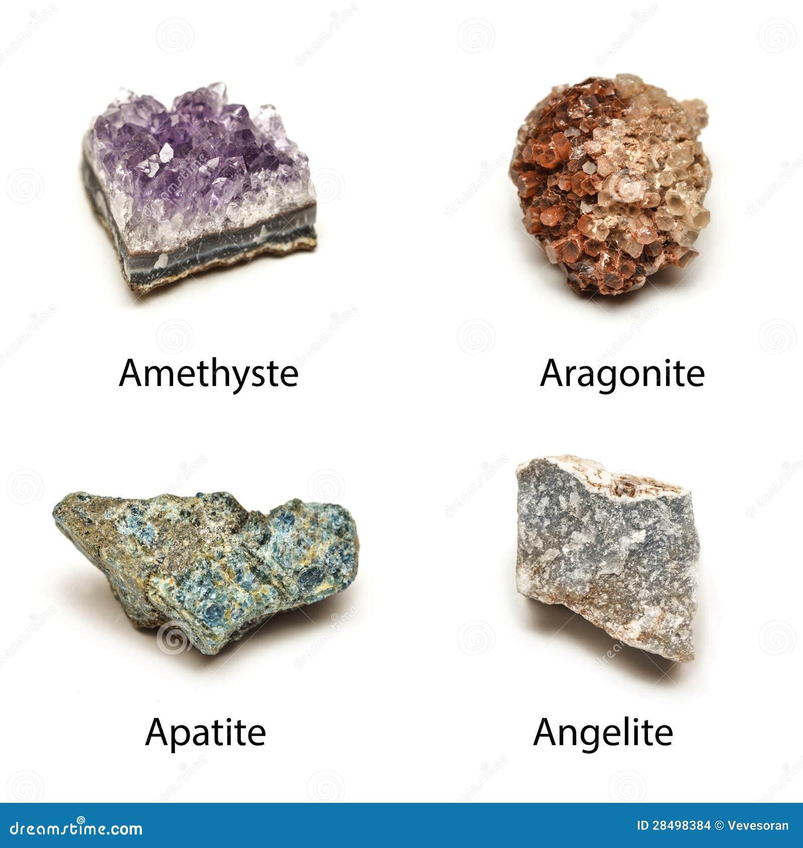Minerali crudi