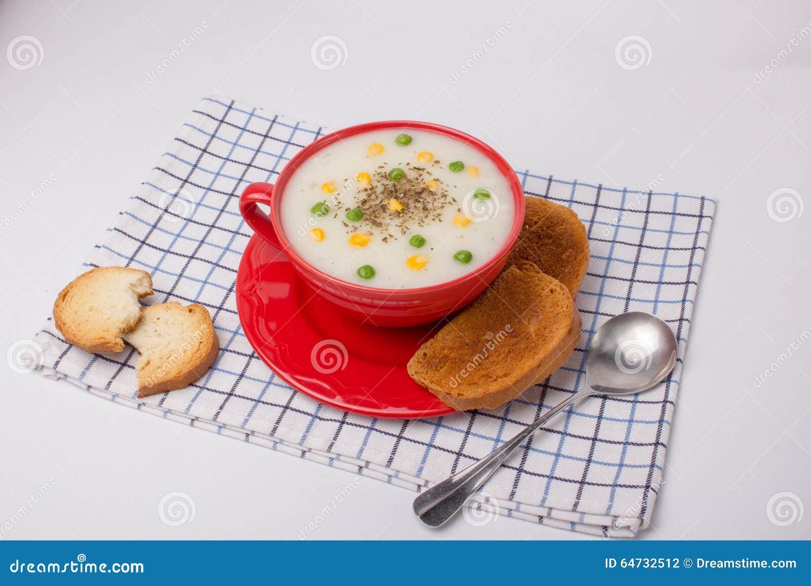 Minestra del cereale