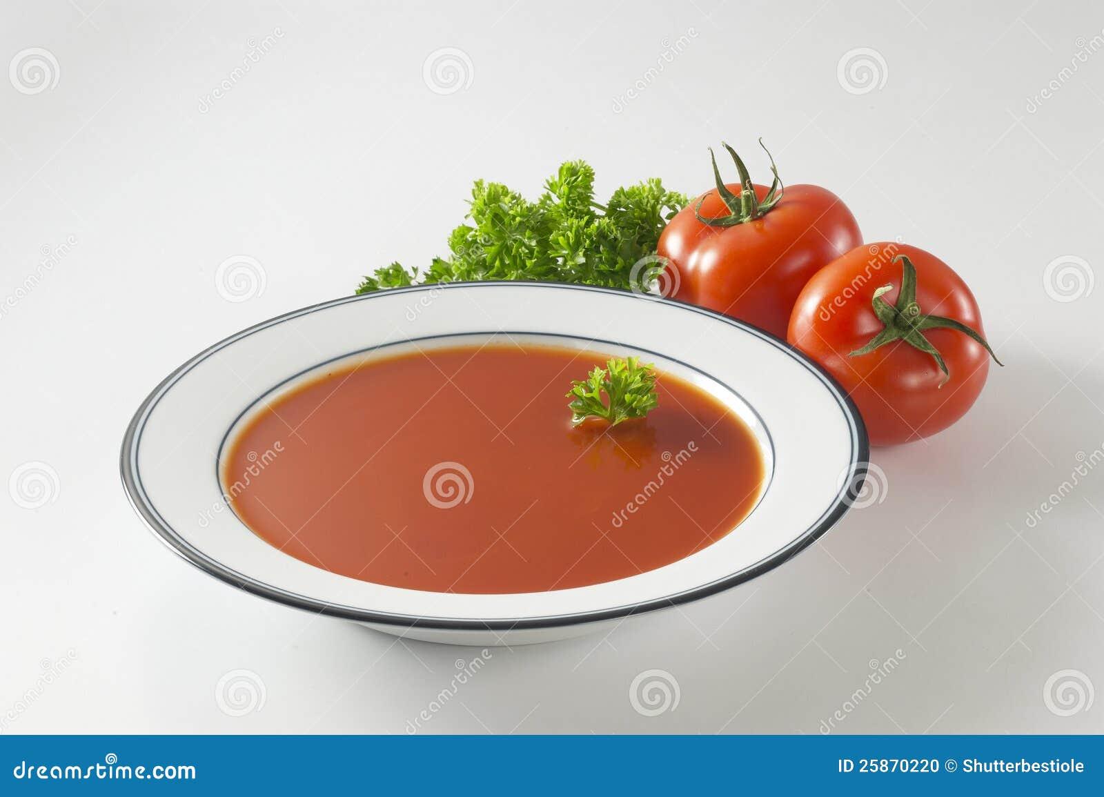 Minestra del pomodoro