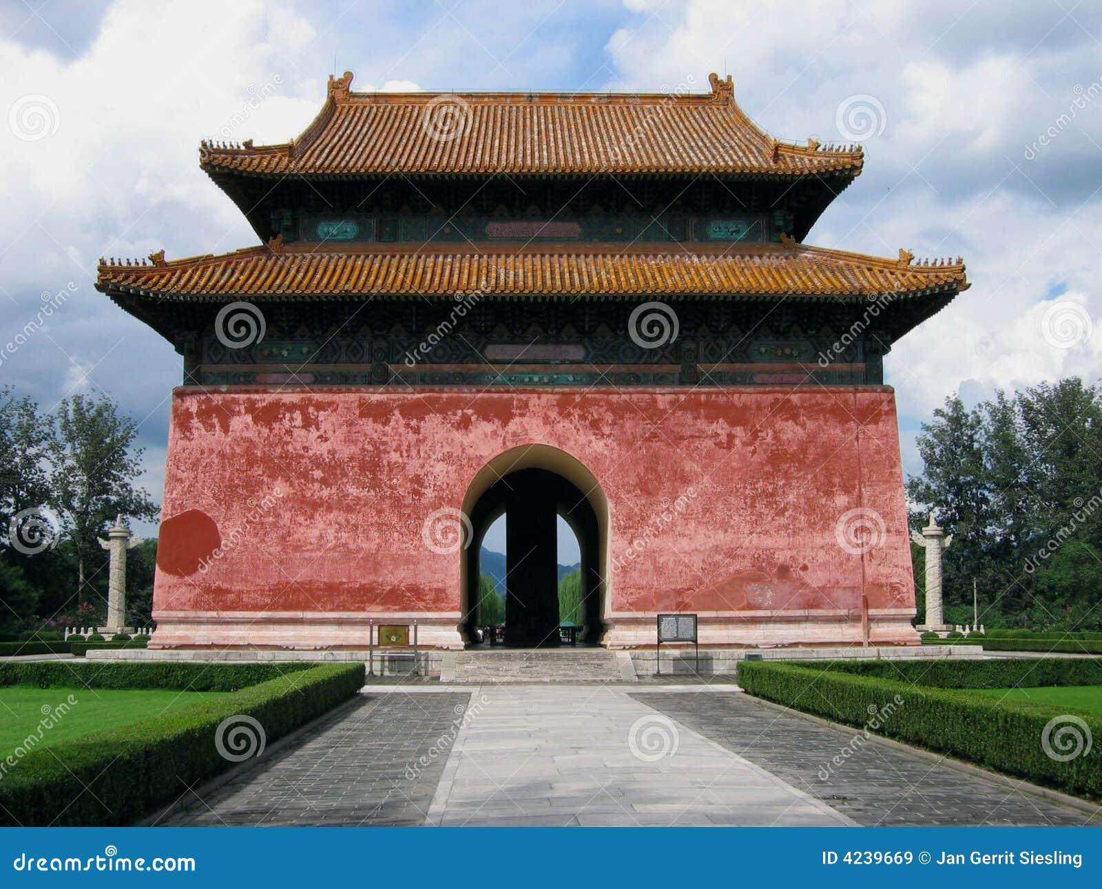 Ming усыпальницы