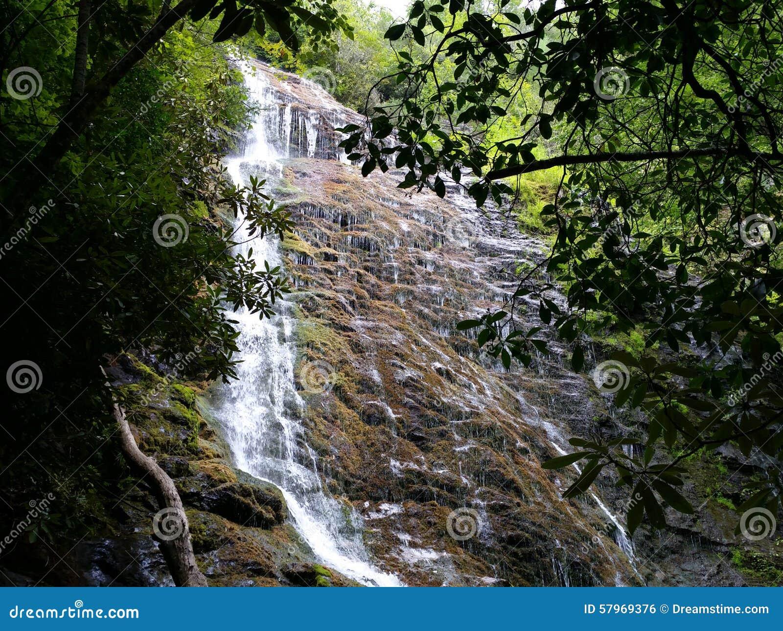 Mingo Falls Cherokee, North Carolina