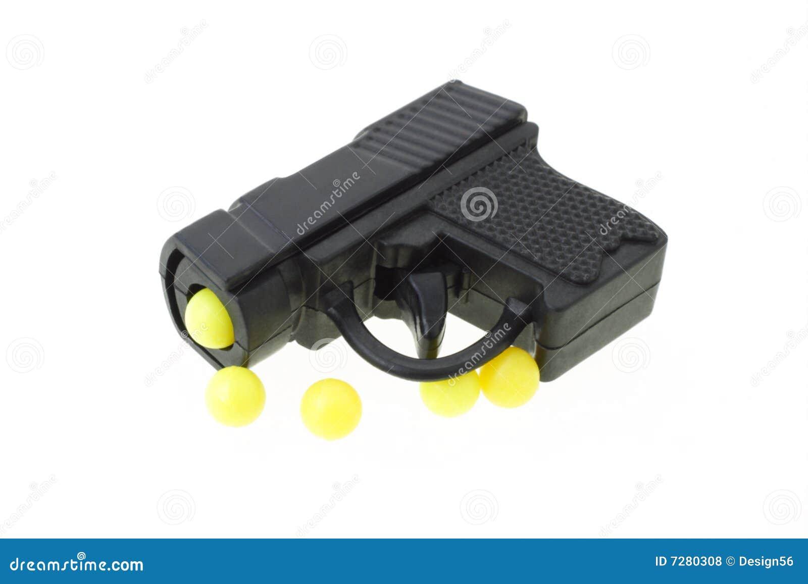 Mini arma del juguete