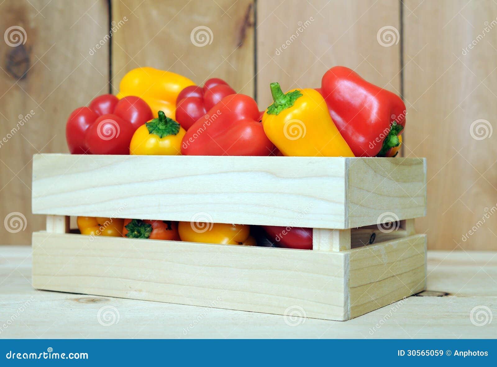 Mini bell pepper