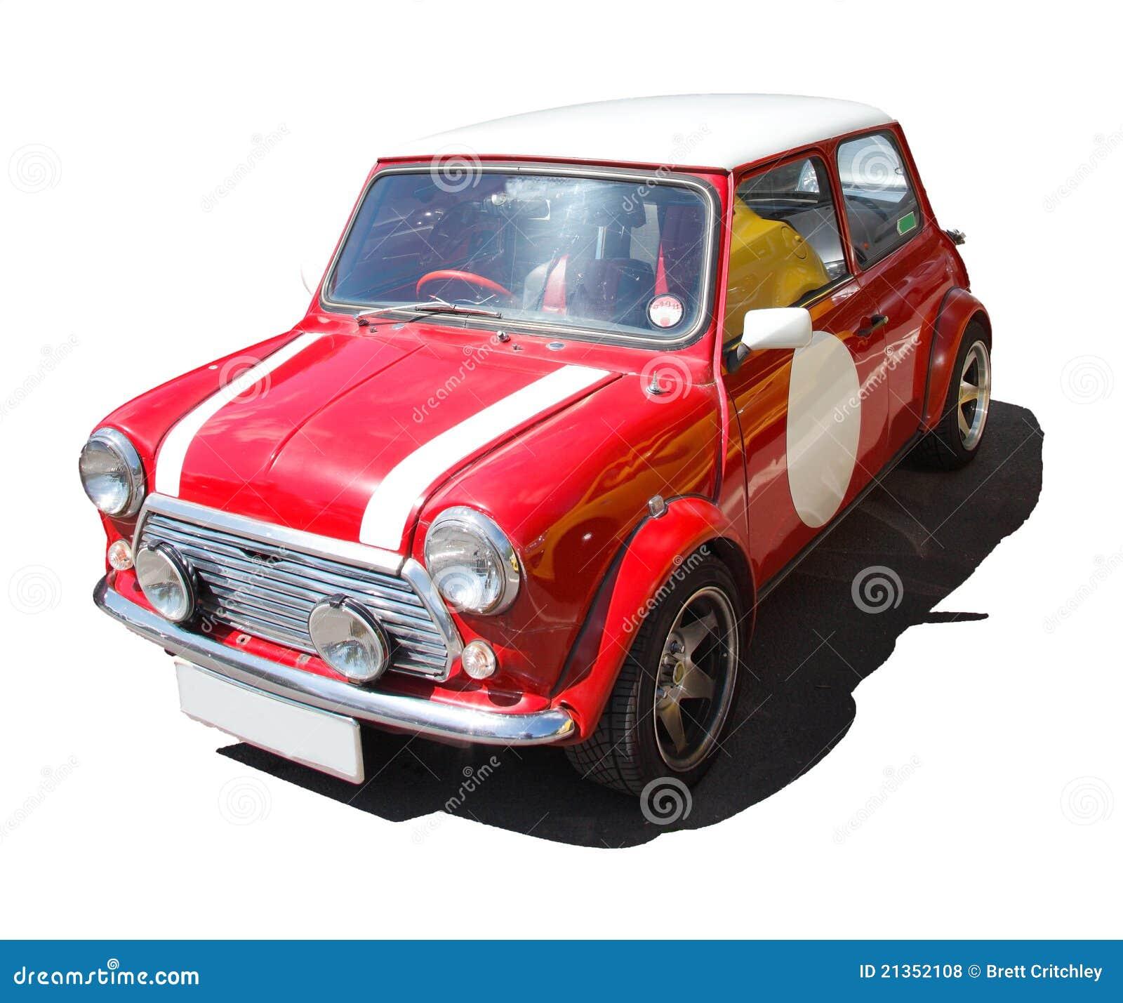 Car Stock Photos: Mini Car Royalty Free Stock Photos