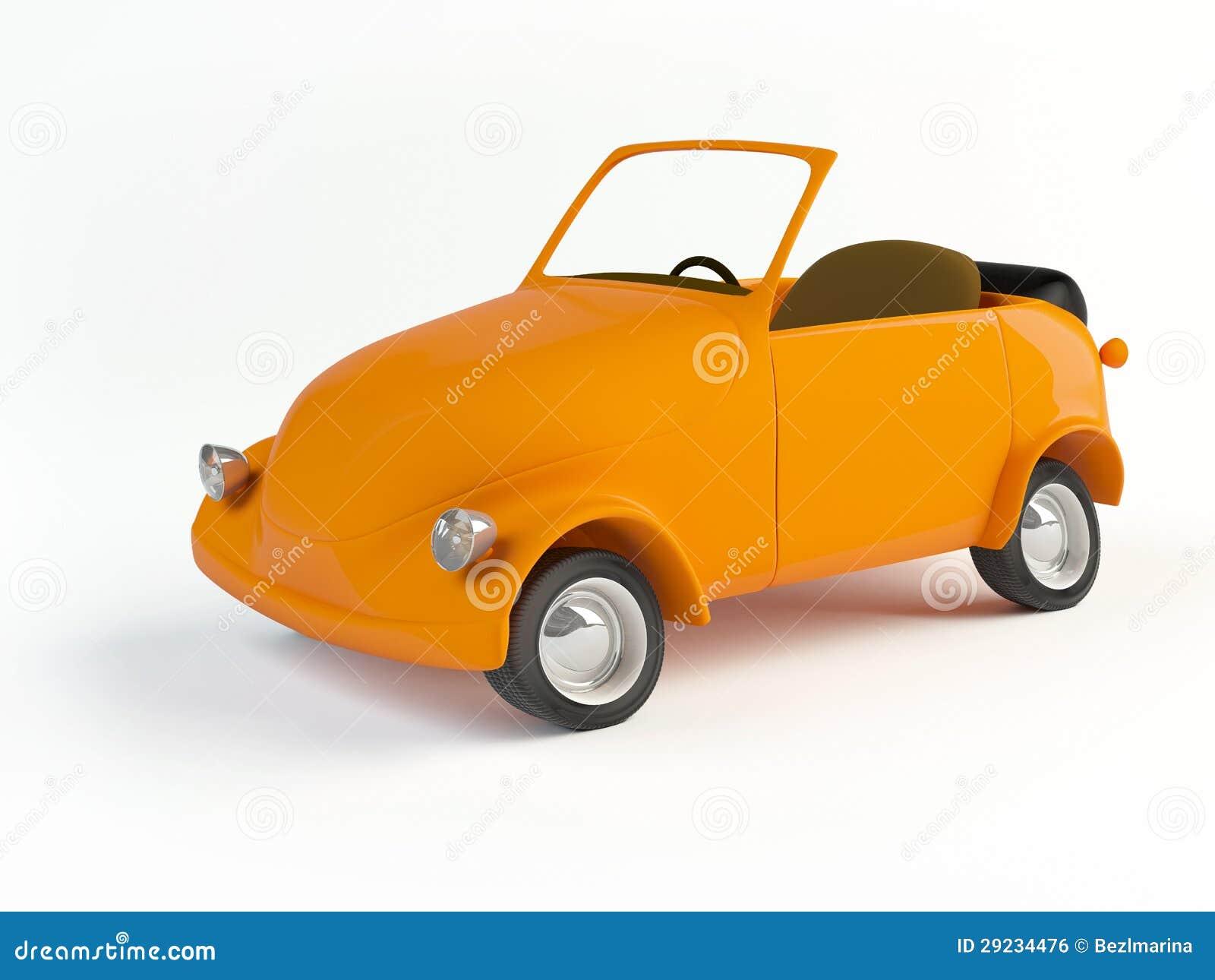 Download Mini carro ilustração stock. Ilustração de cartoon, ilustrações - 29234476
