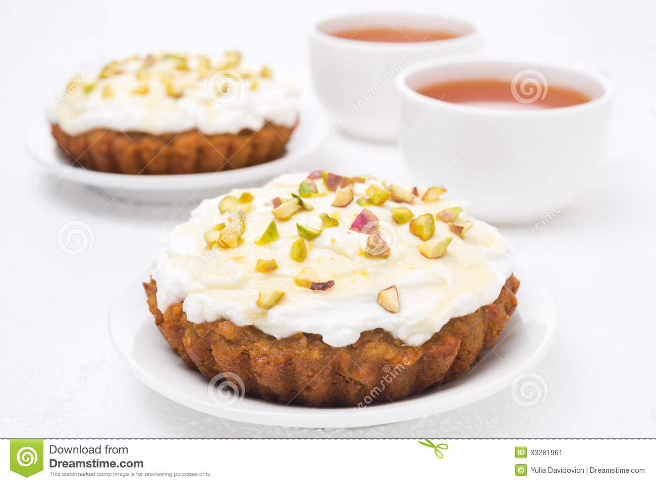 Mini Honey Pistachio Pies Recipes — Dishmaps