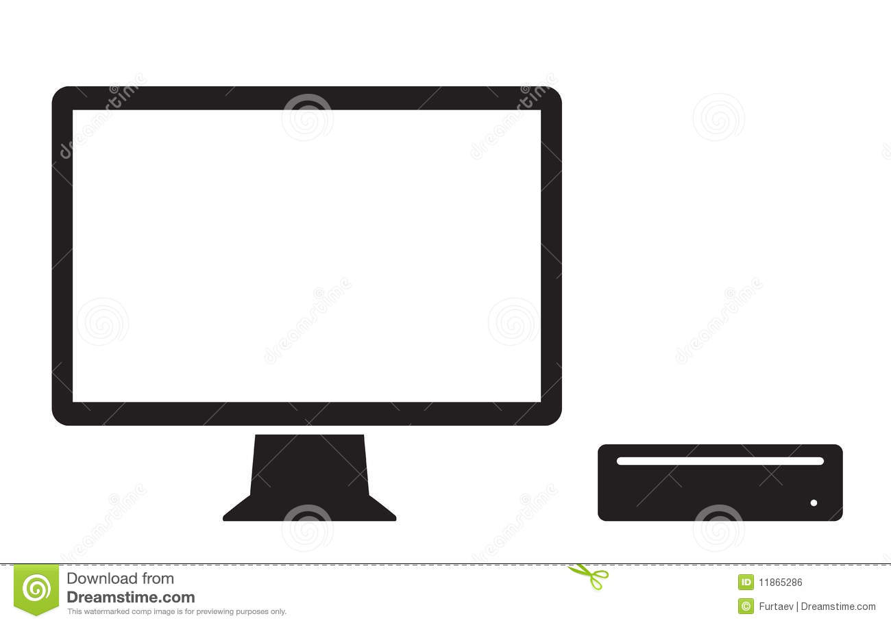 Mini computerpictogram