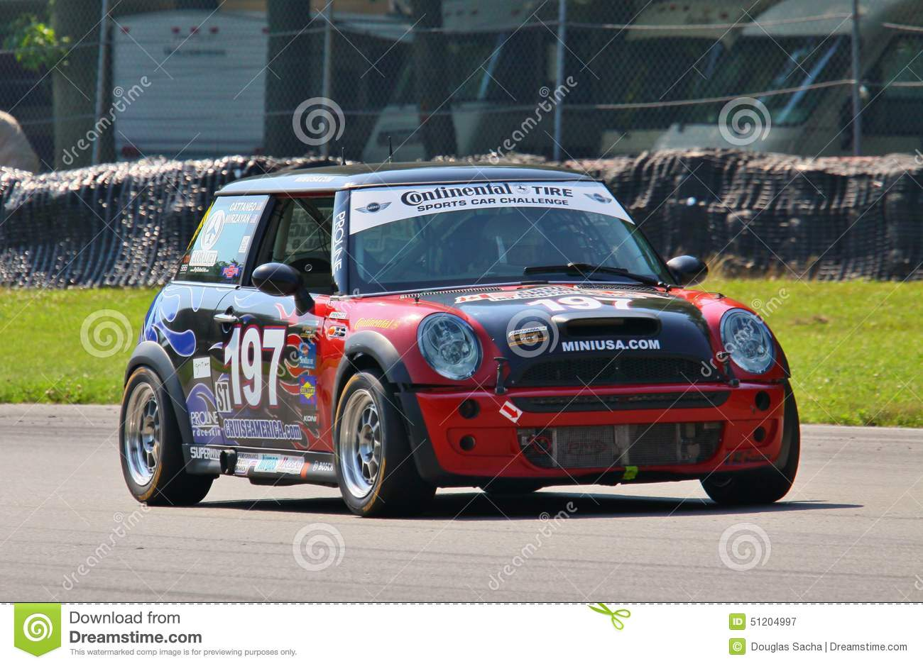 Mini Cooper S Racing Car Editorial Photography Image Of Champion
