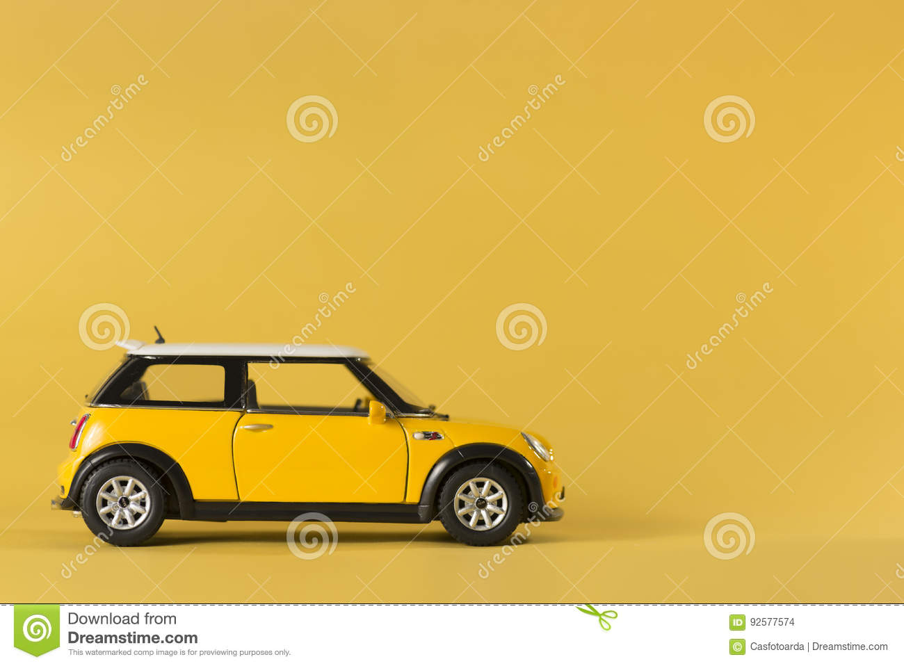 Mini Cooper S Toy Car Editorial Stock Image Image Of View 92577574