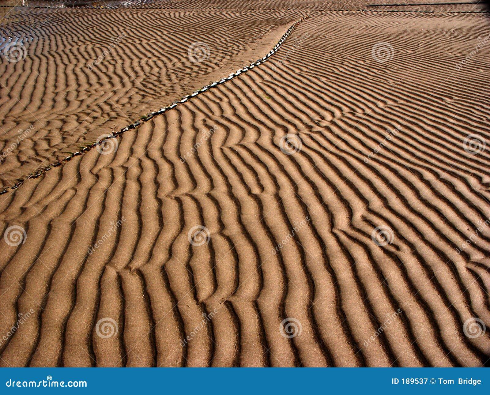 Mini dunas