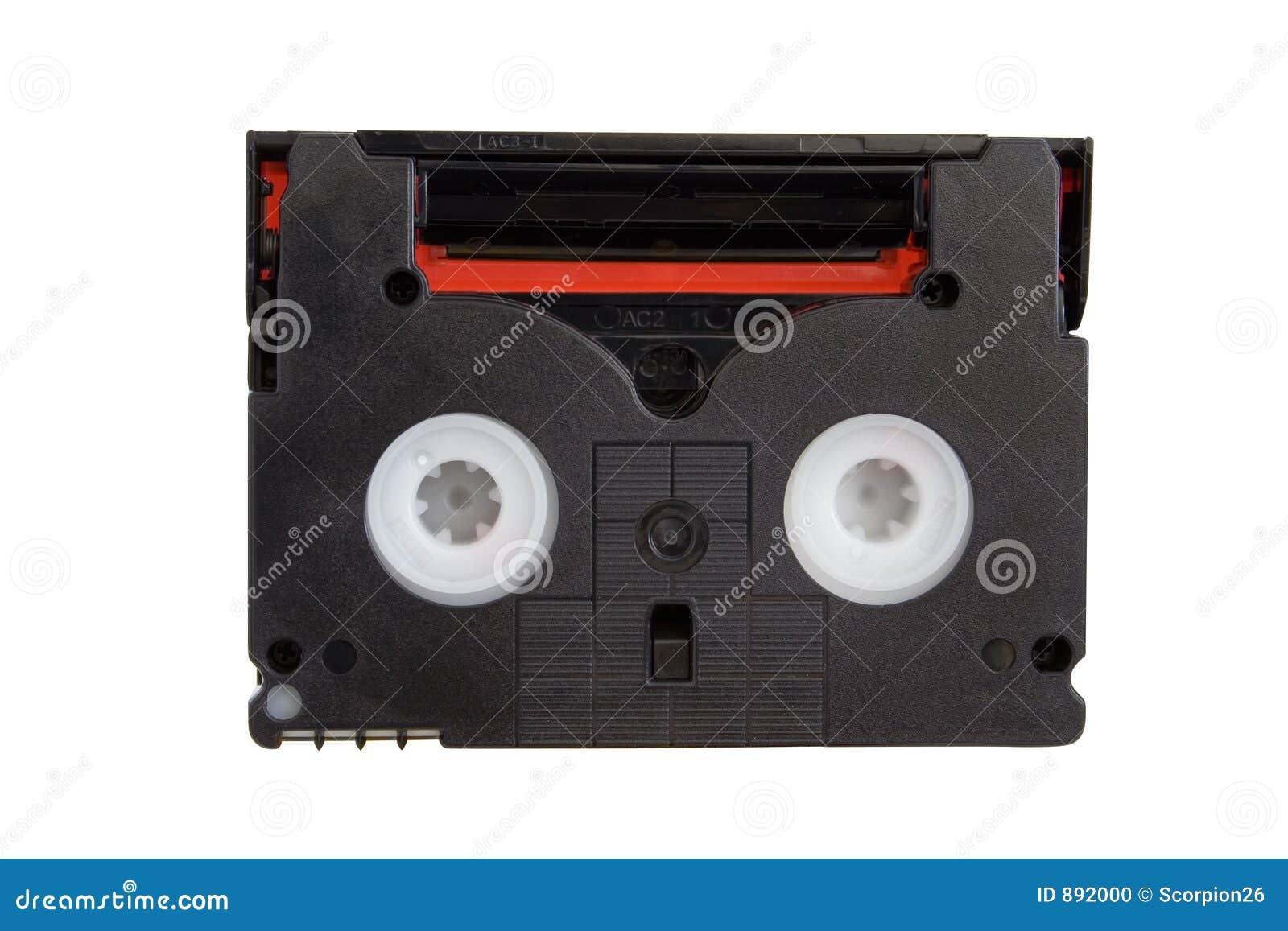 Mini dv kasety