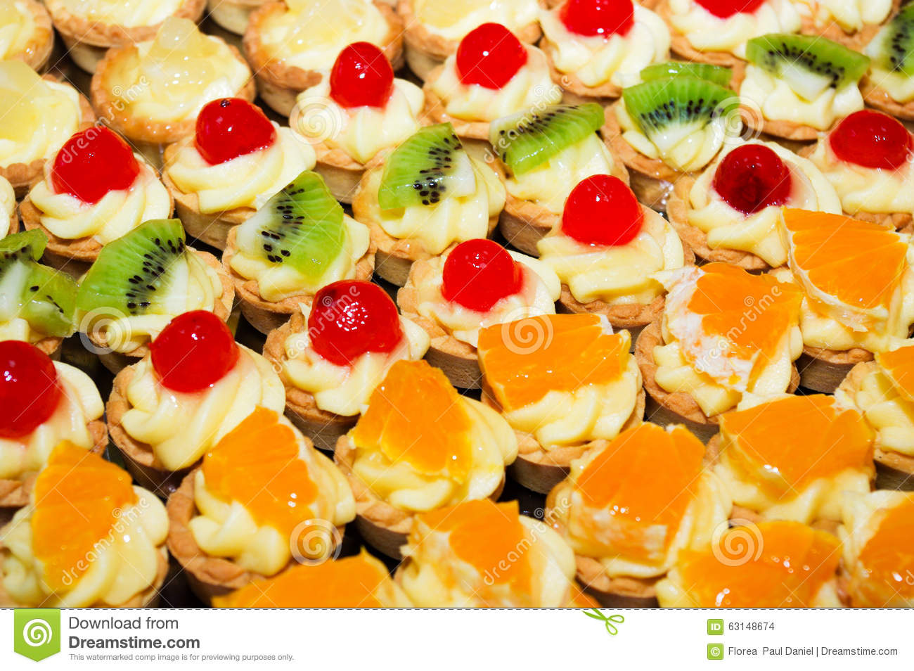 low calorie fruits mini fruit tarts