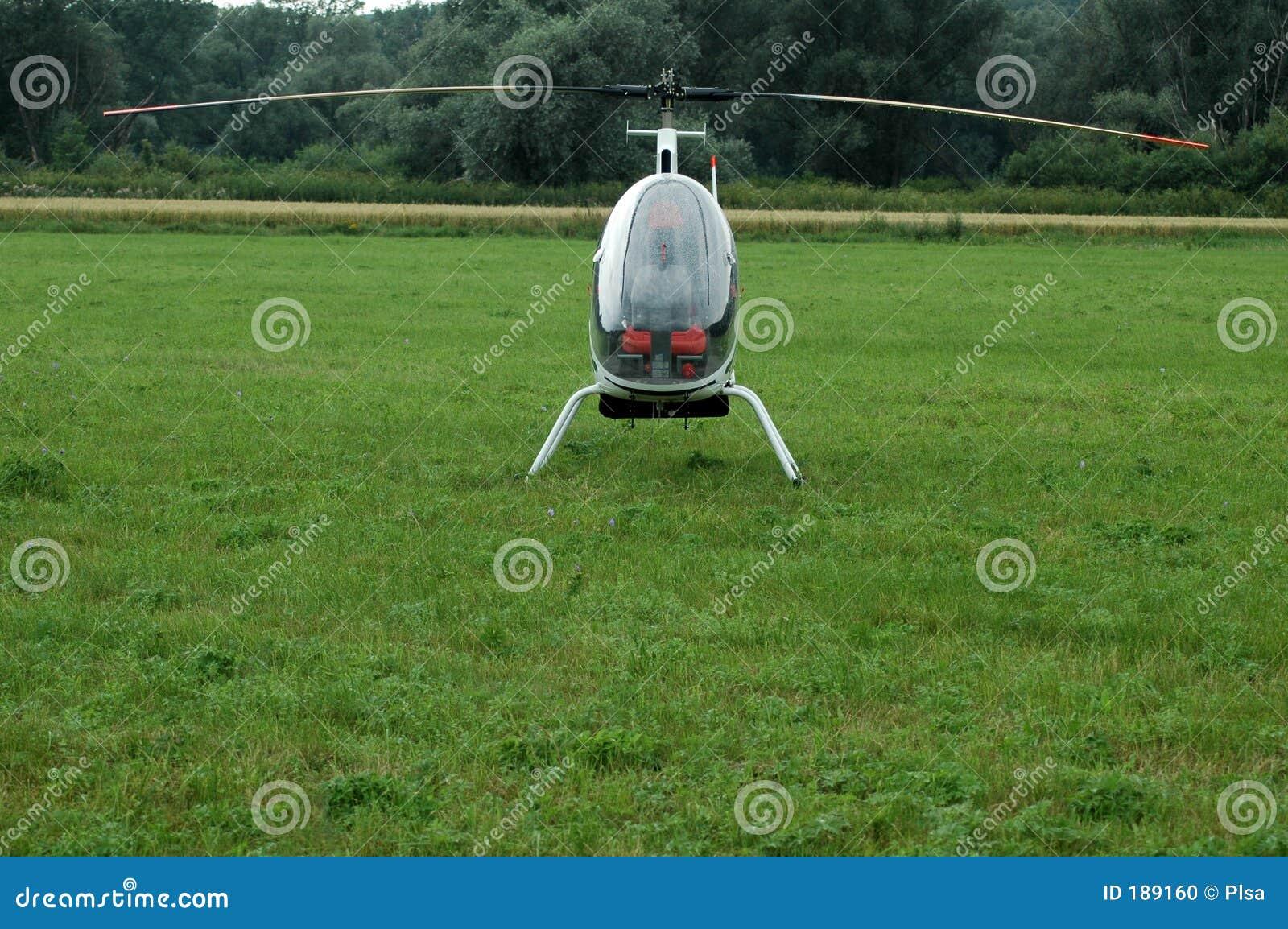 Mini hélicoptère