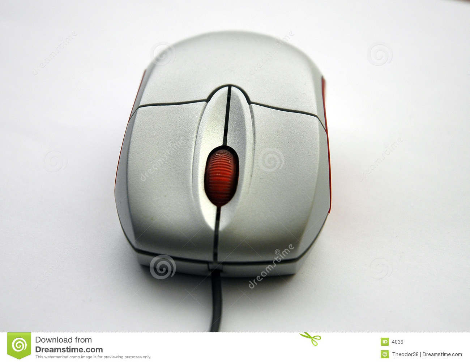 Mini mouse del calcolatore