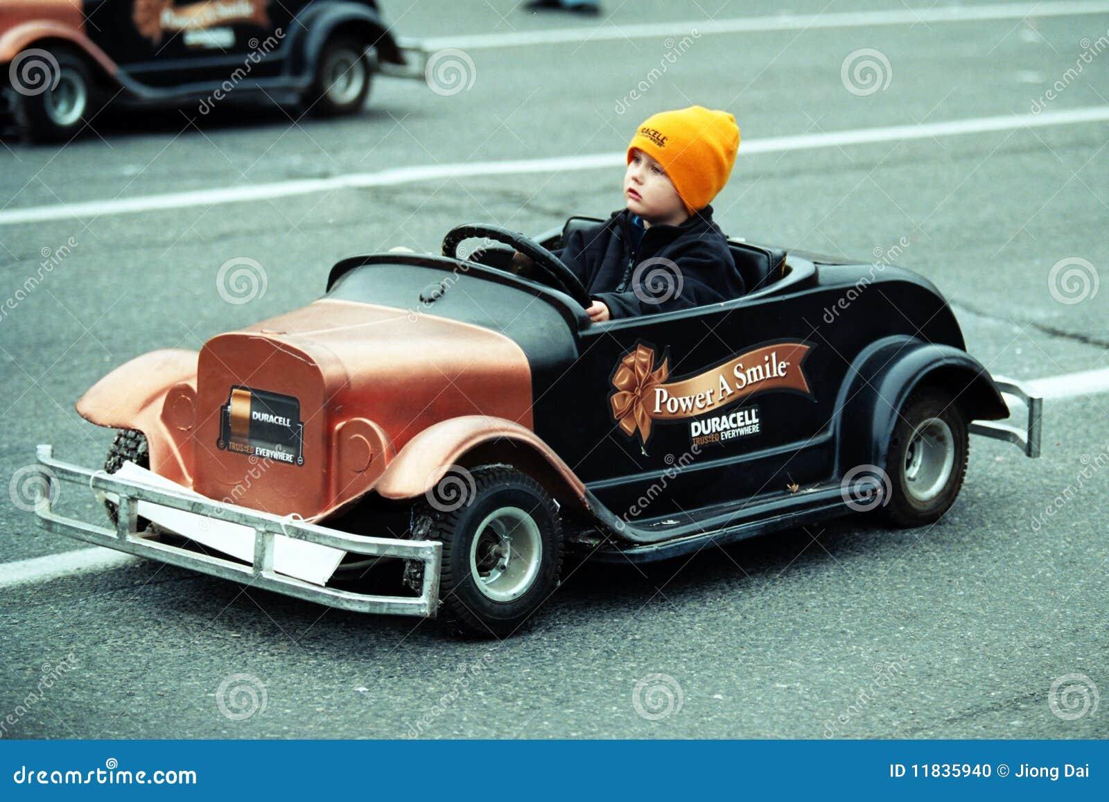 Mini-Piloto na parada de Toronto Papai Noel