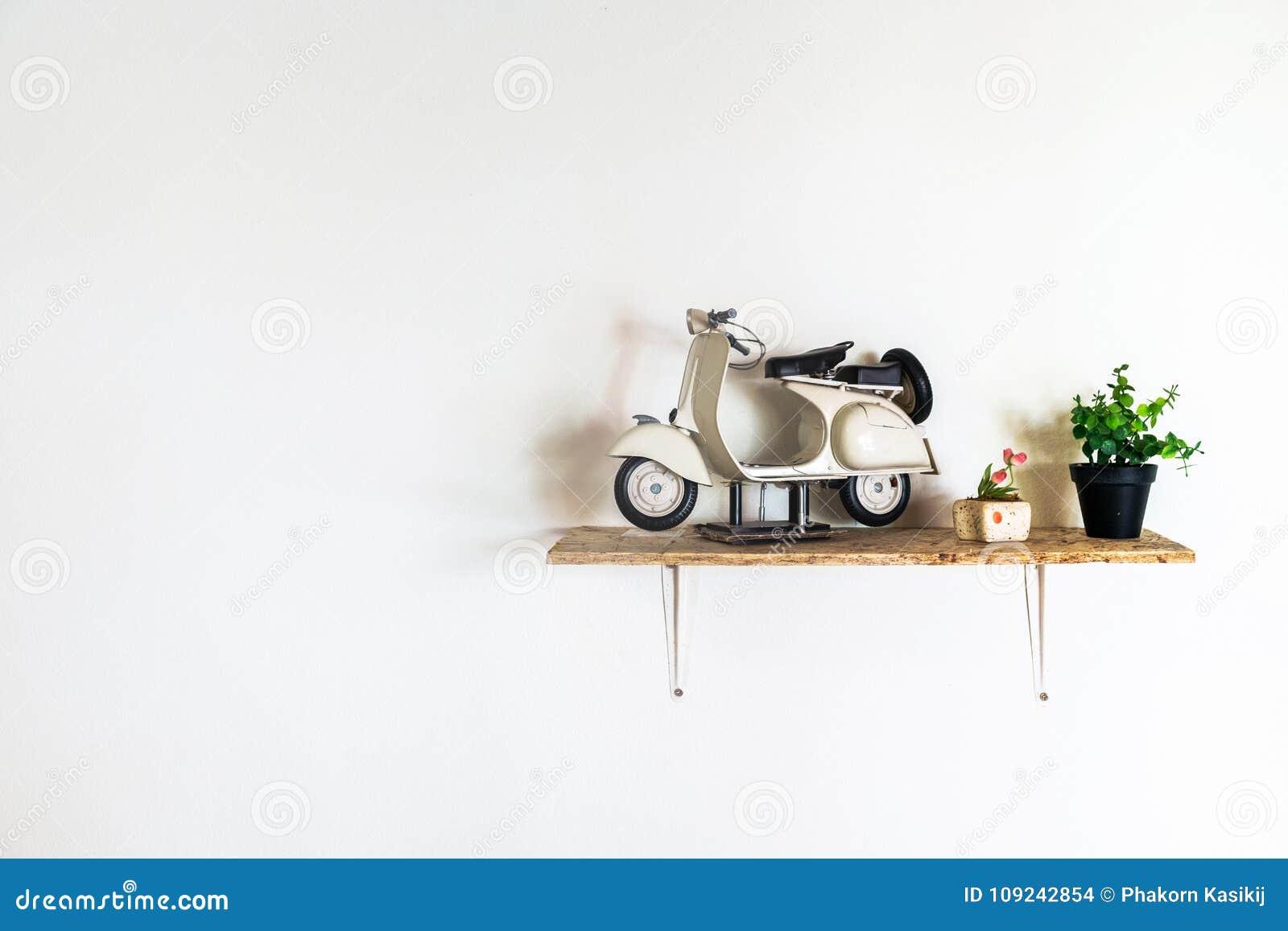 Mini Popular Scooter Model per la decorazione della Camera
