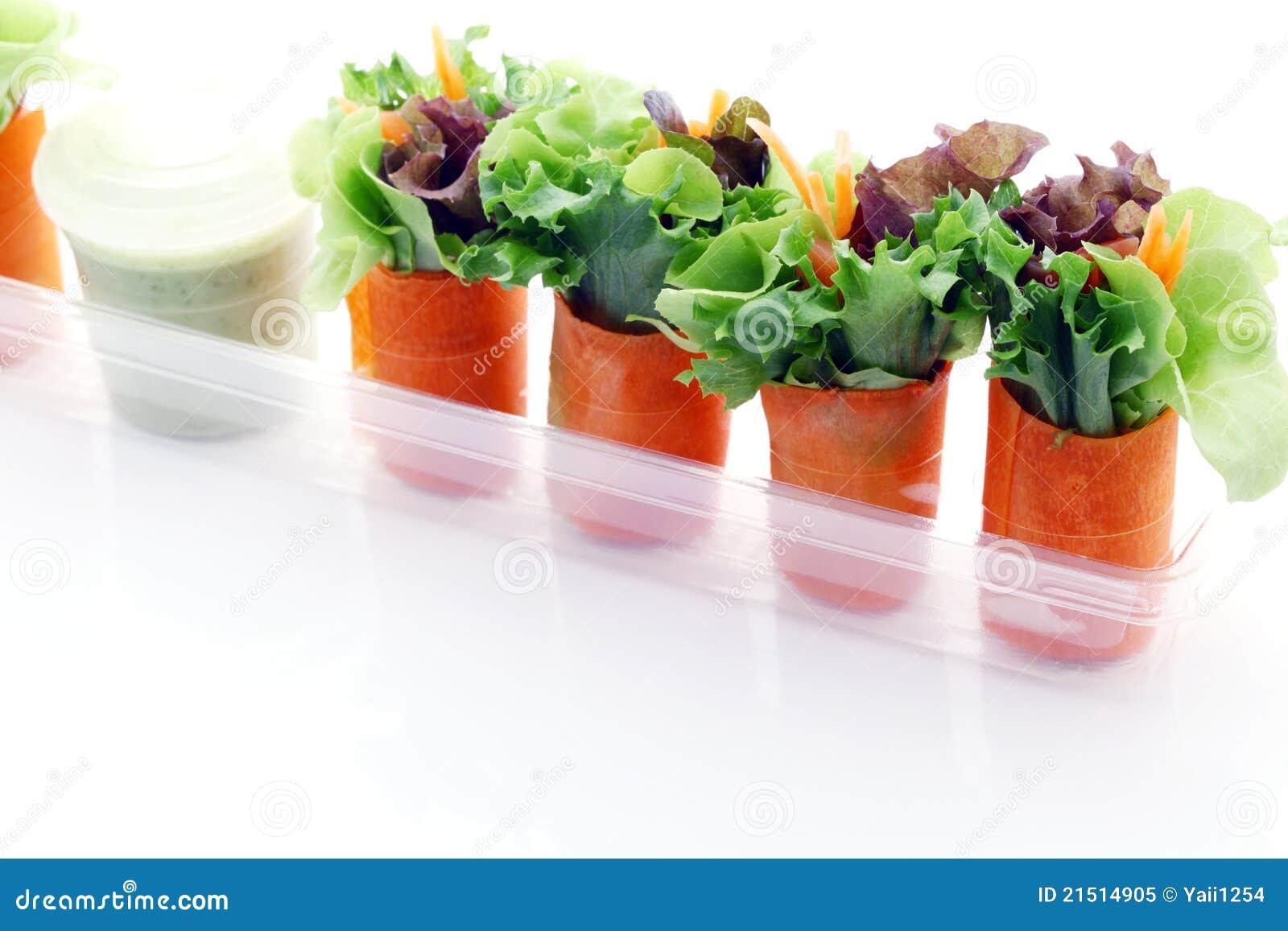 mini salad stock image image of salad orange carrots 21514905. Black Bedroom Furniture Sets. Home Design Ideas