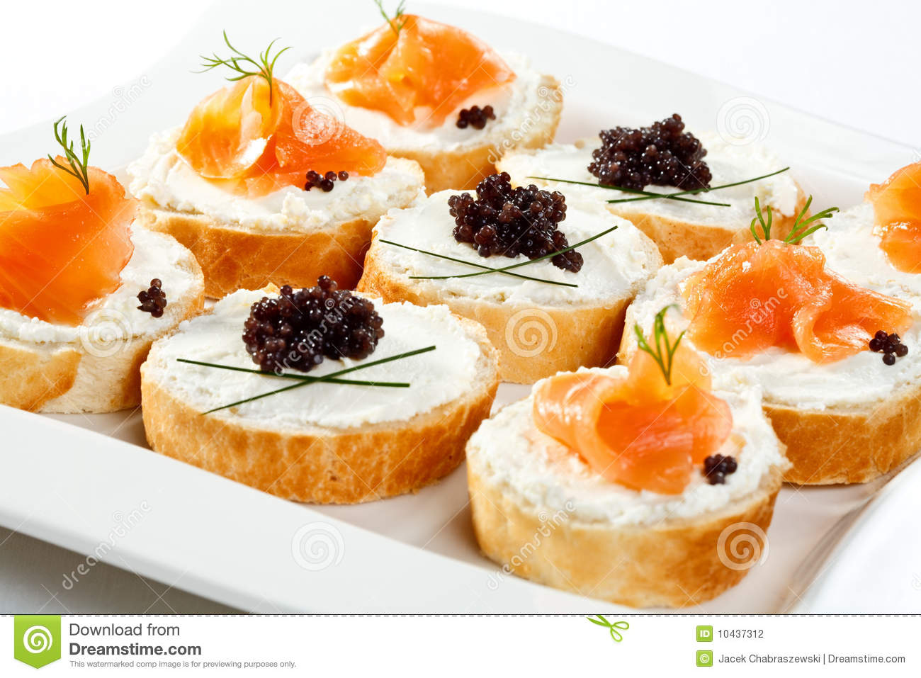 Mini Sandwiches Stock Photo Image Of Catering Lunch