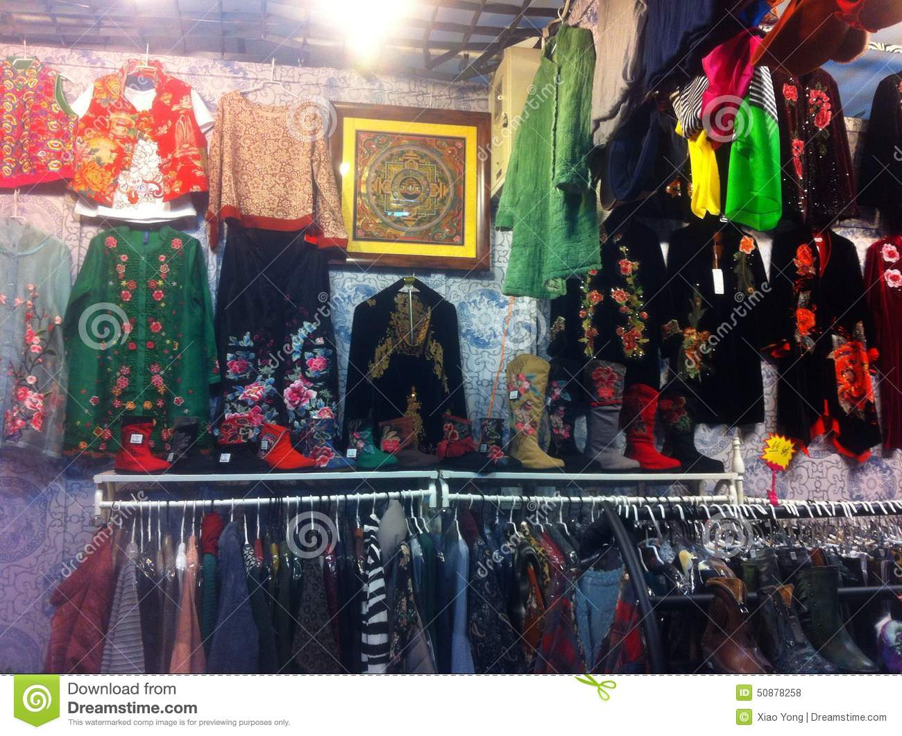 Chinese clothing stores Clothes stores