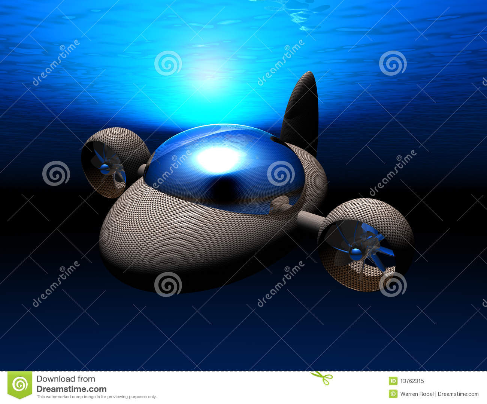 Mini Submarine2