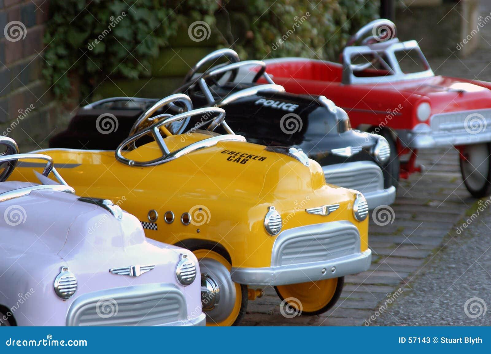 Mini véhicules