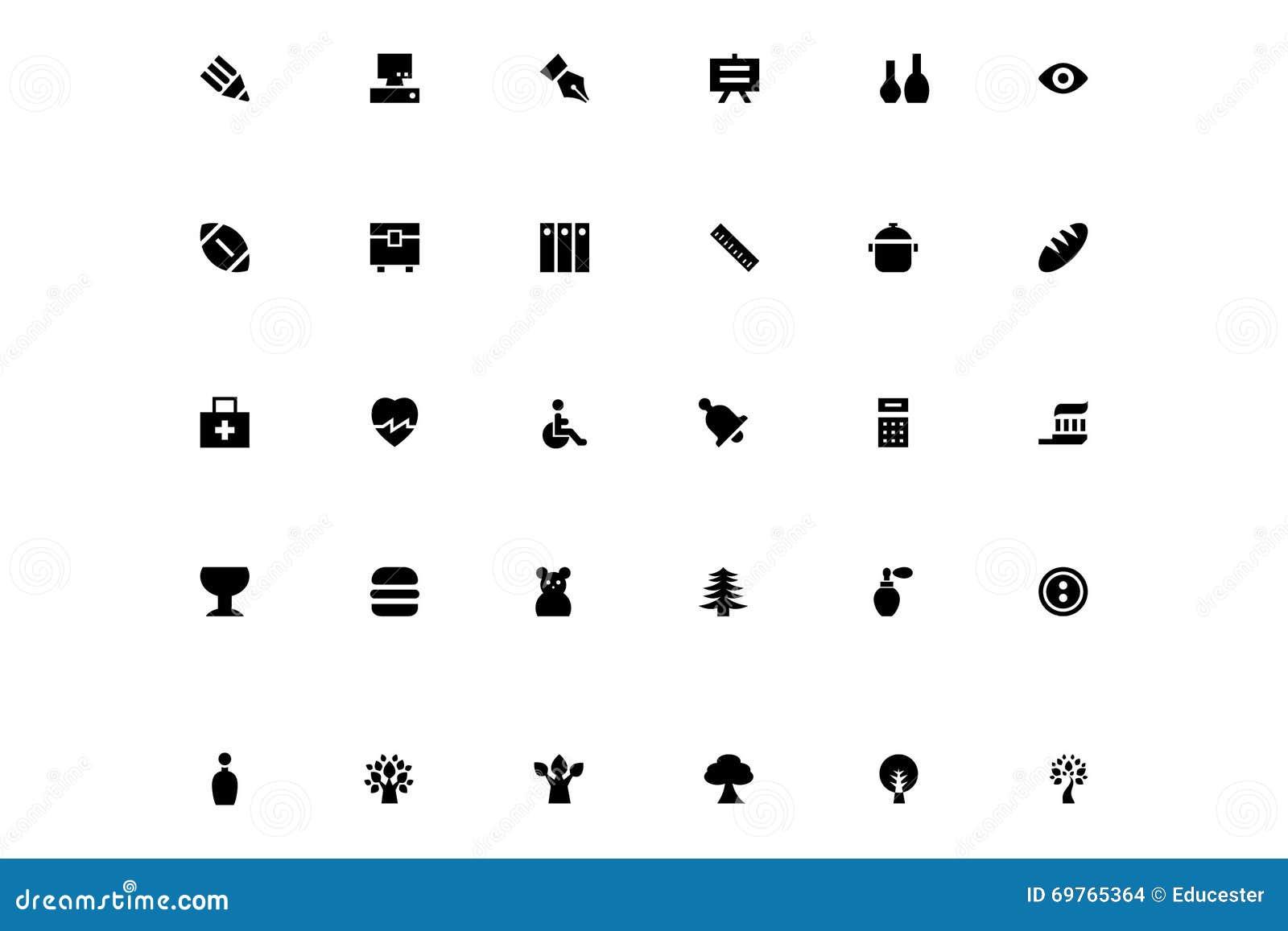 Mini Vector Icons 21