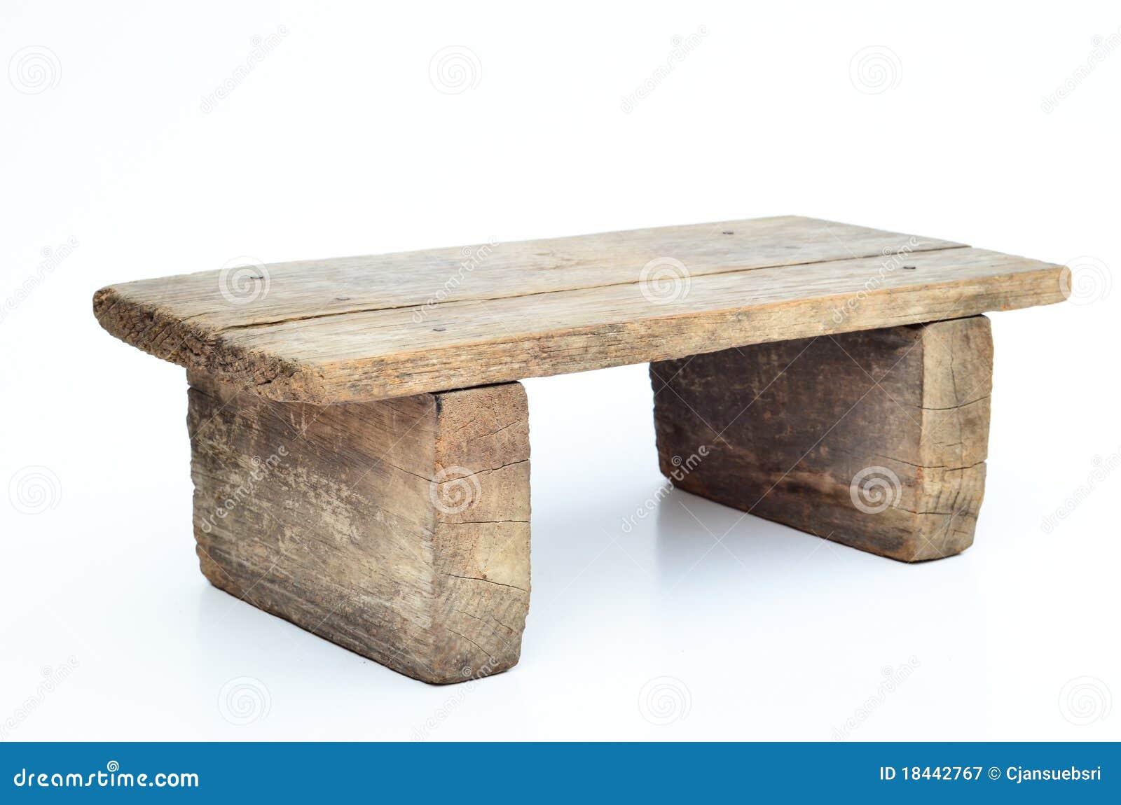Mini Wood Stool Stock Image Image Of Object Home