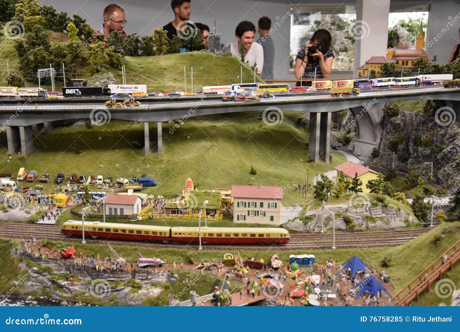 Miniatura Wunderland w Hamburg, Niemcy
