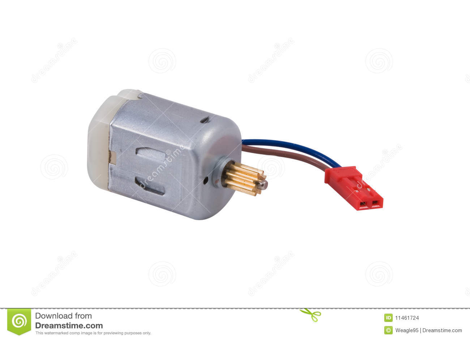 Miniature Dc Motor Stock Images Image 11461724