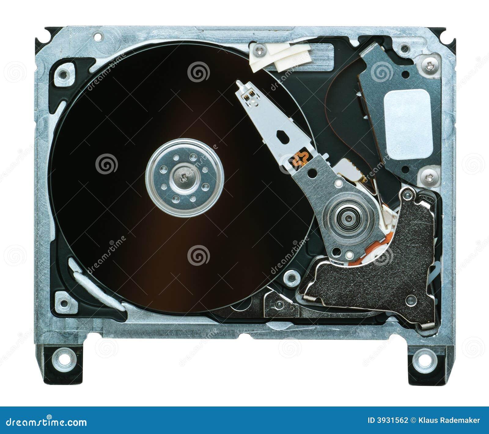 Miniature dur-disque-pilotez