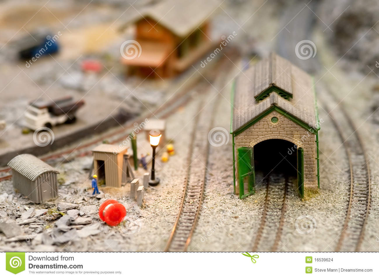 Miniature models