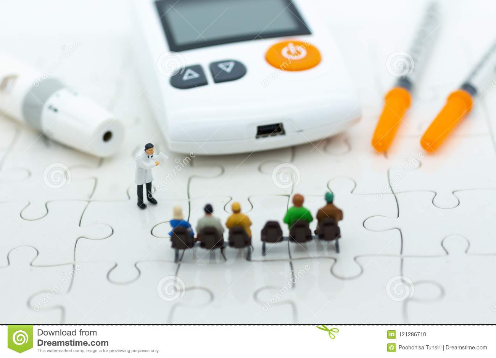 The use of glucose in medicine 44