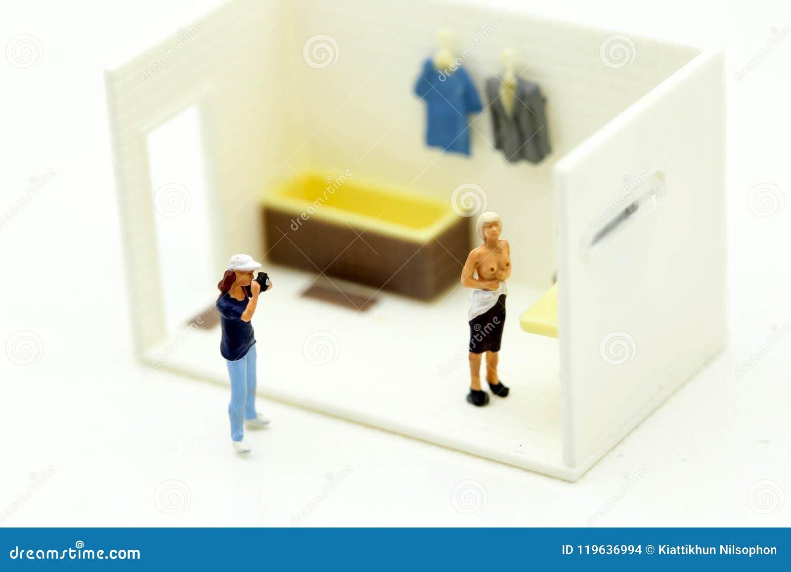 Opinion Women bathroom voyeur