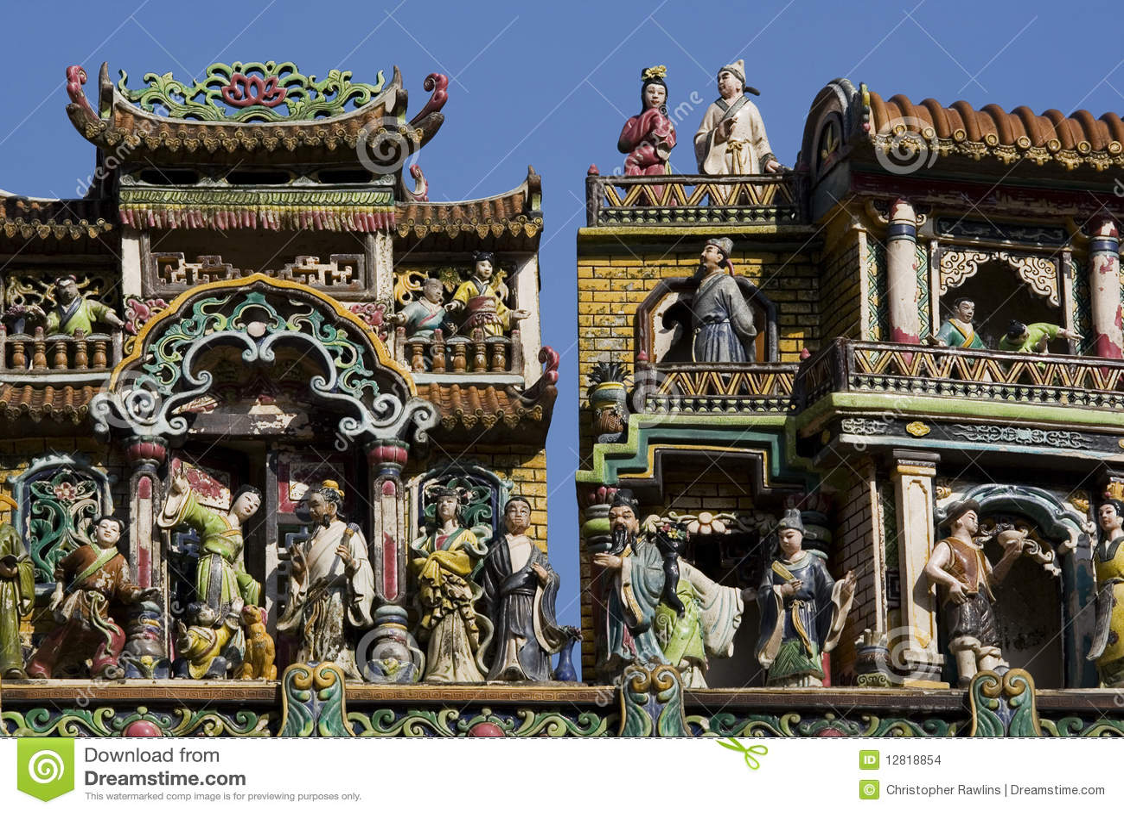 Miniaturowa Chińczyk tradycja