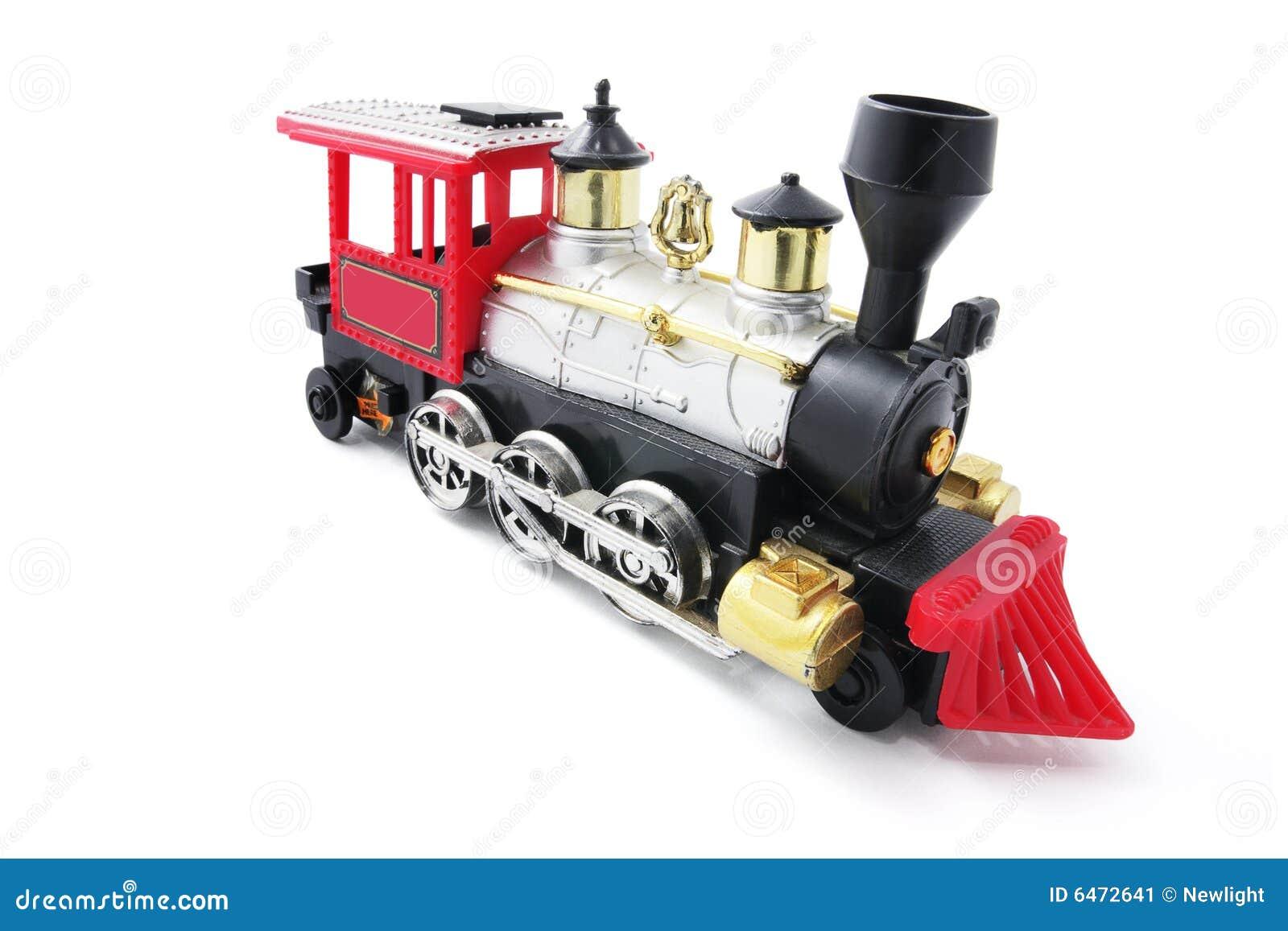 Miniaturowy model pociągu