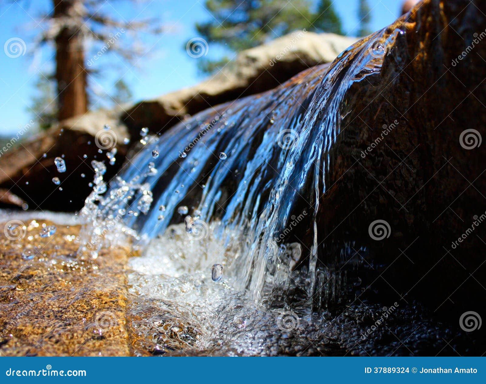 Miniatuurwaterval