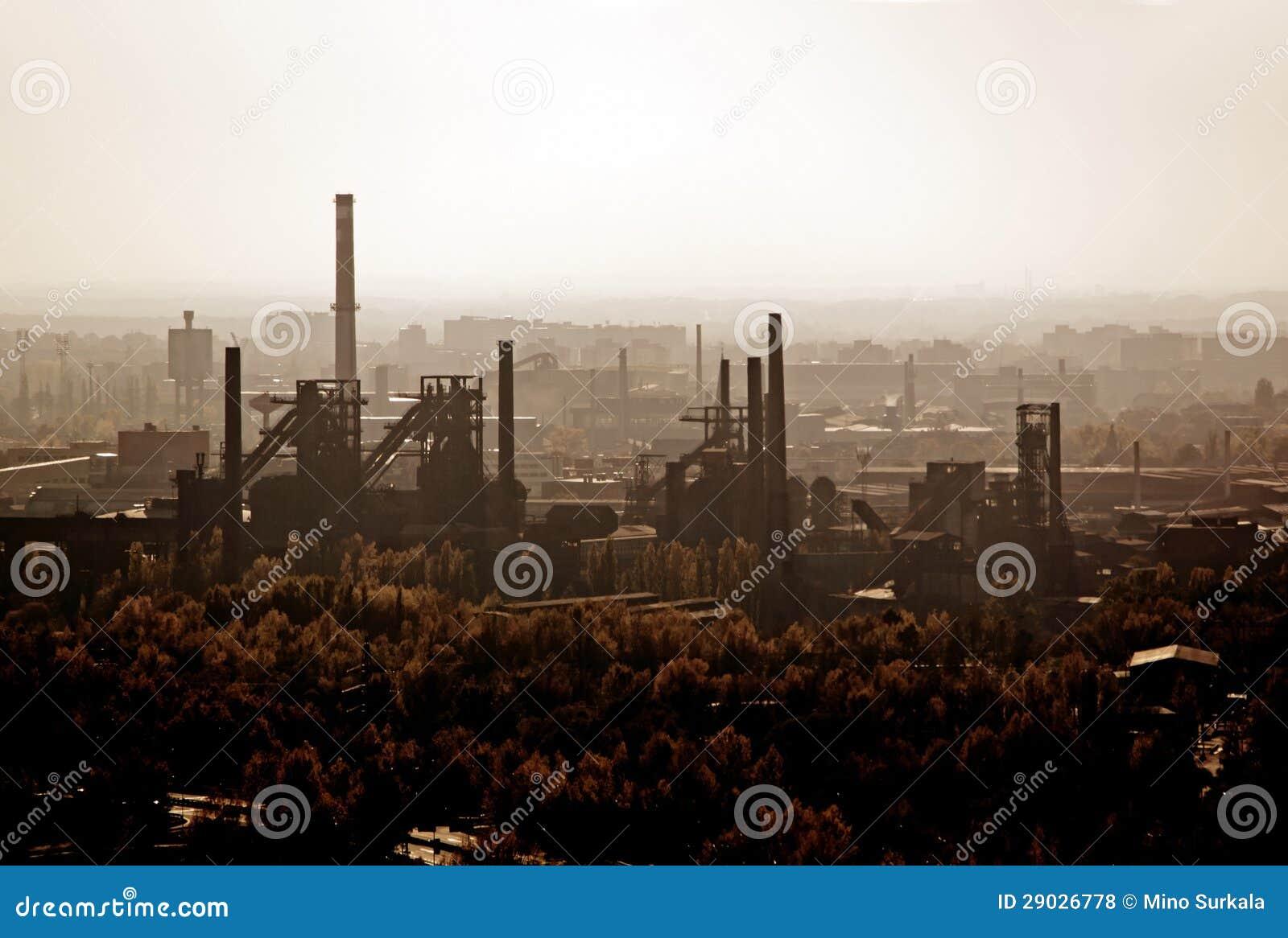 Miniere ed industria in repubblica Ceca